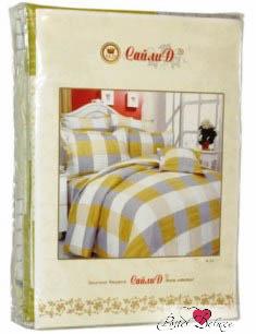 Постельное белье СайлиД Постельное белье Massimo  A/s-154(1) (2 сп. евро)