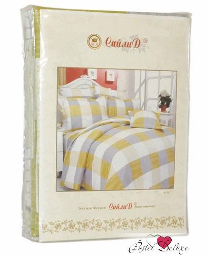 Постельное белье СайлиД Постельное белье Liana А/s-159 (2 сп. евро)