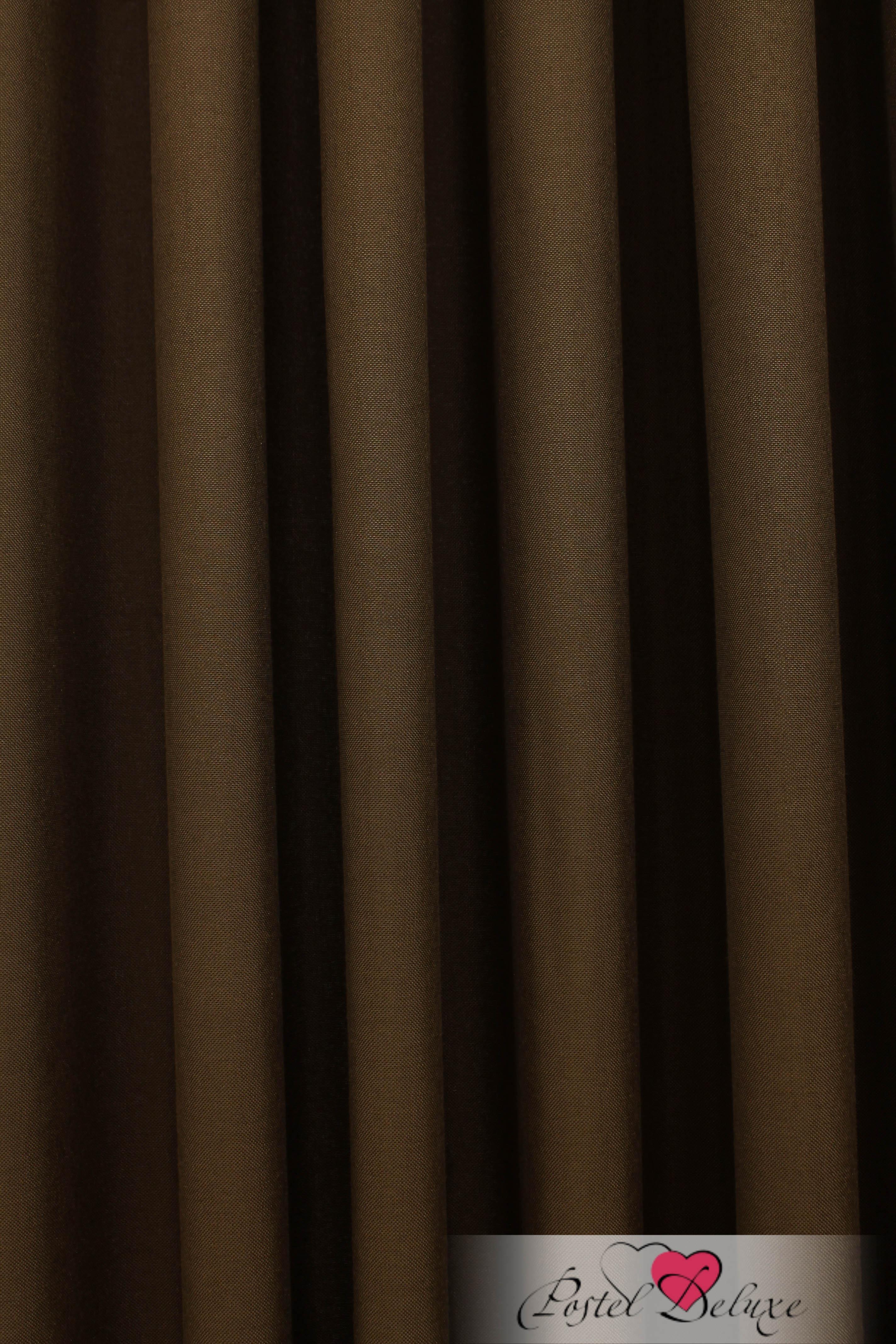 Шторы Sanpa Классические шторы Джоди Цвет: Коричневый шторы tac классические шторы winx цвет персиковый 200x265 см
