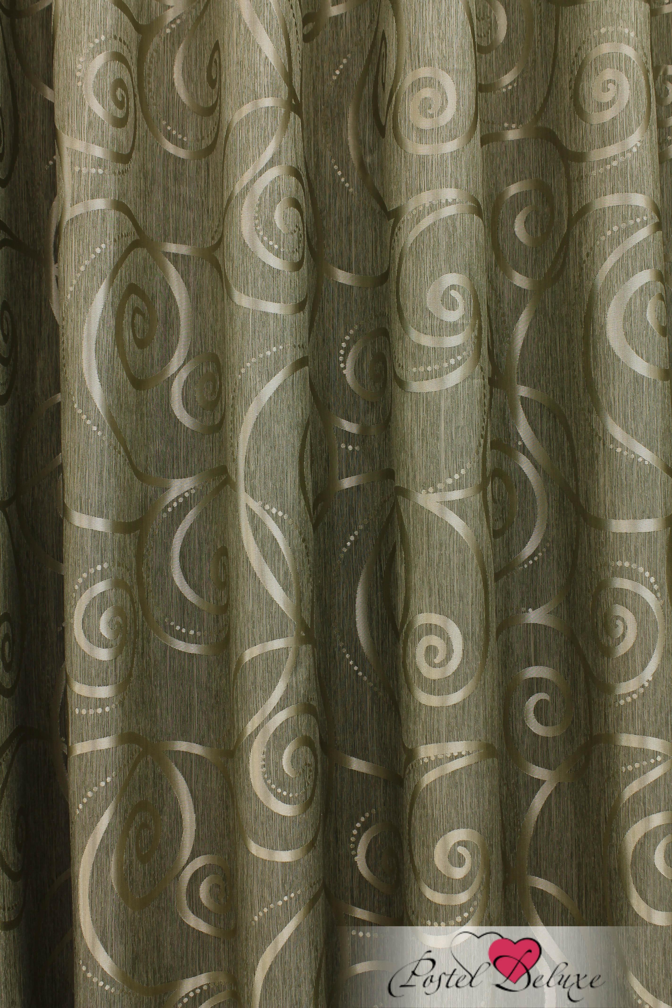 Шторы Sanpa Классические шторы Розан Цвет: Зеленый шторы tac классические шторы winx цвет персиковый 200x265 см