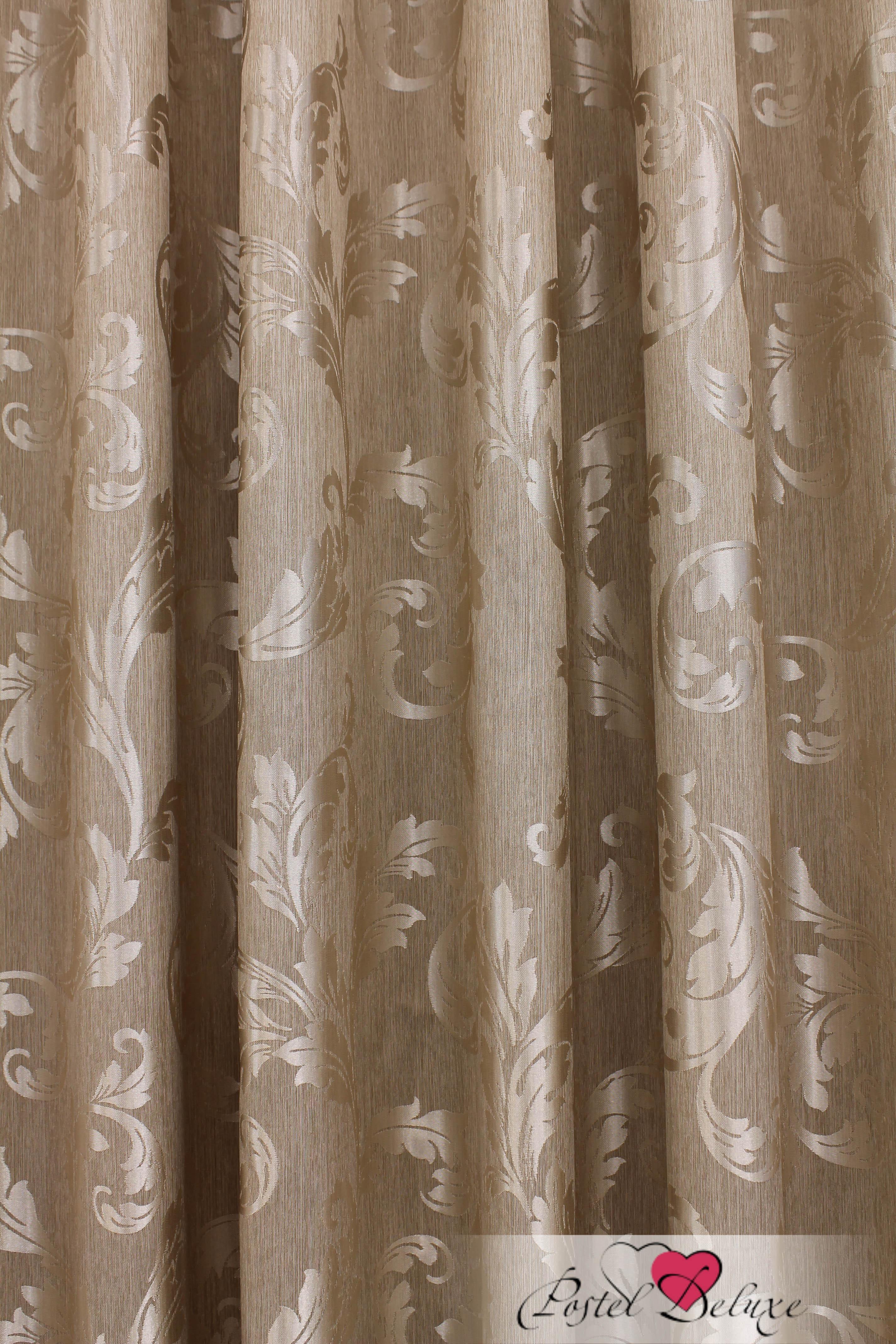Шторы Sanpa Классические шторы Алисия Цвет: Бежевый шторы tac классические шторы winx цвет персиковый 200x265 см