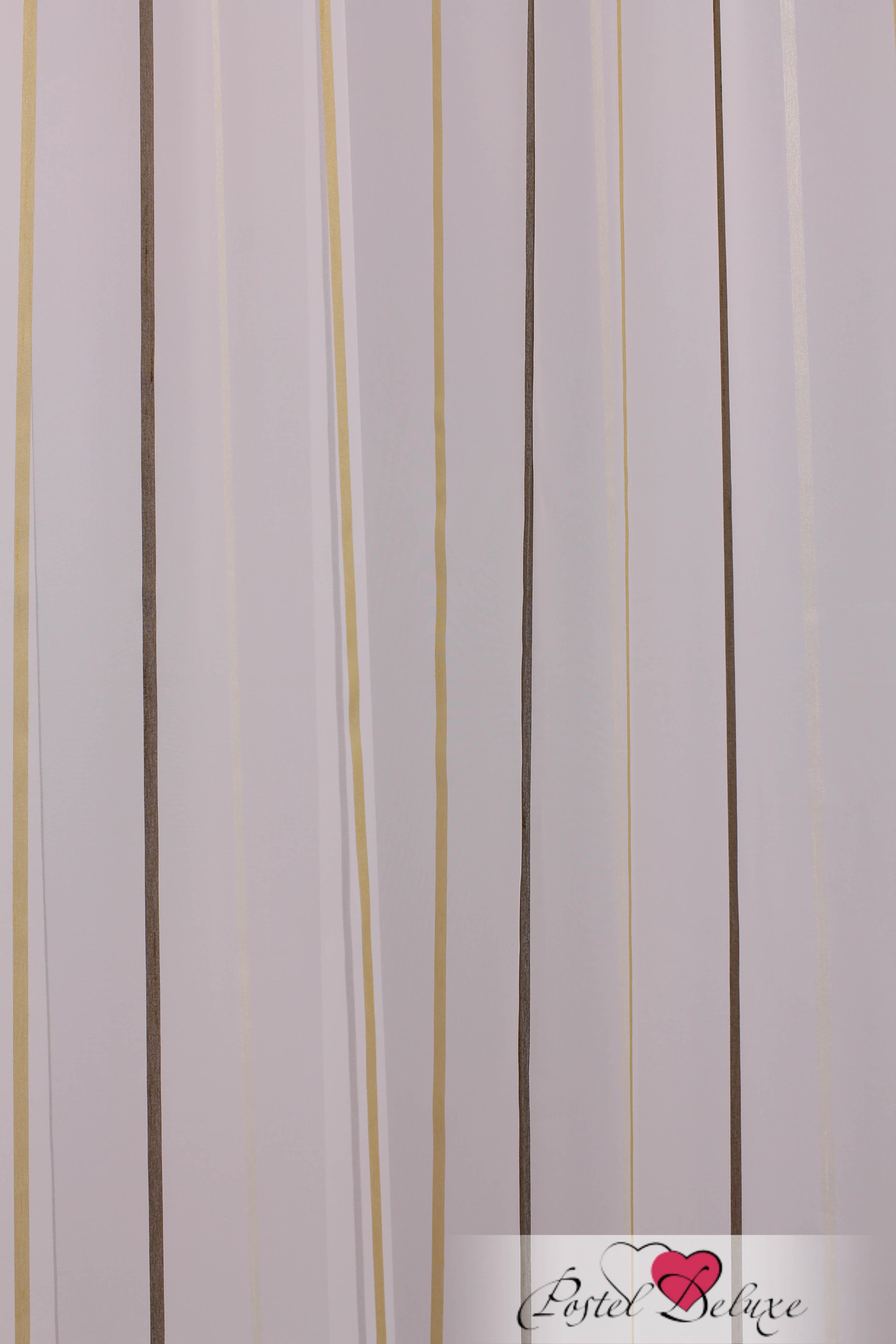 купить Шторы Sanpa Классические шторы Антония Цвет: Бежево-Коричневый дешево