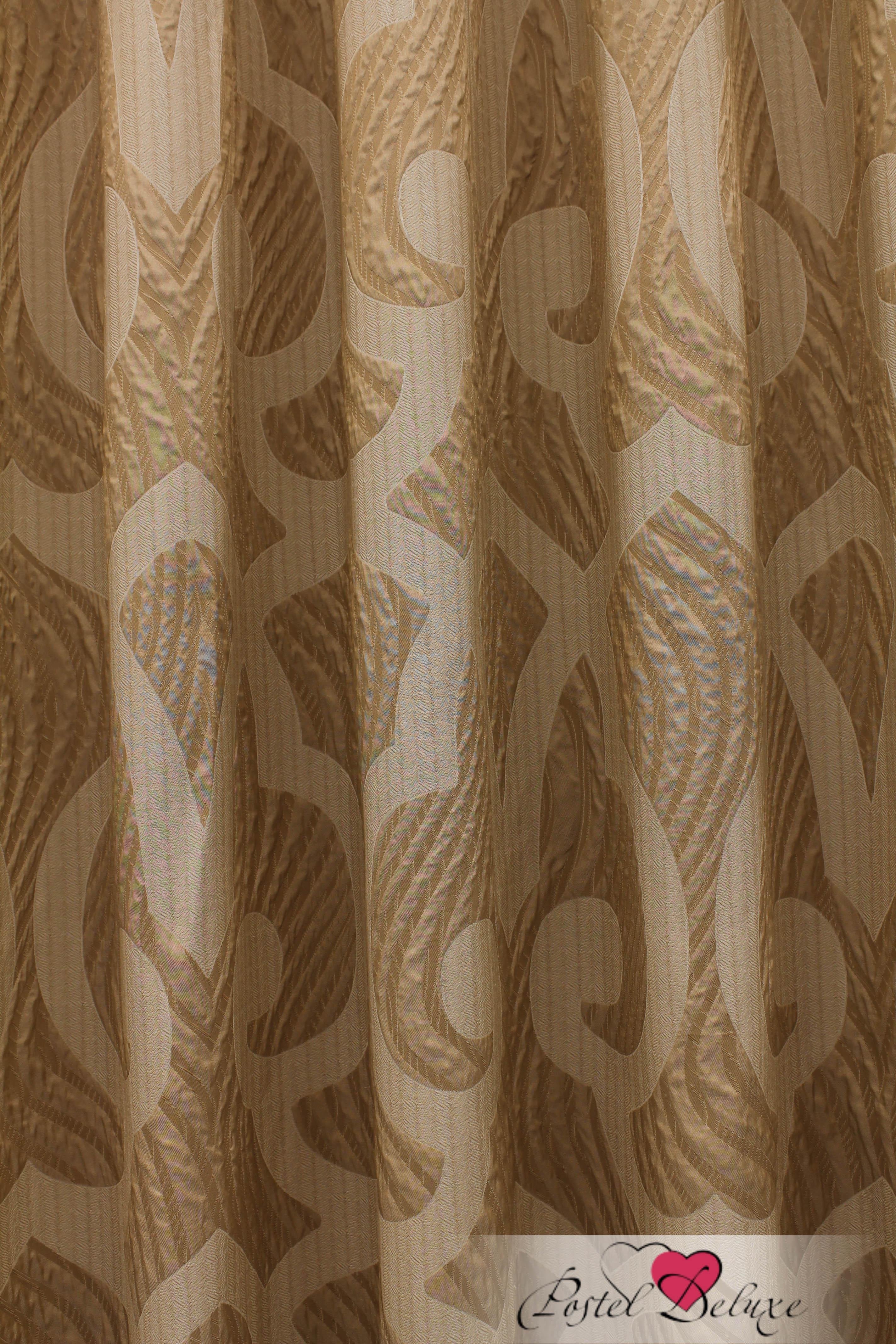 Шторы Sanpa Классические шторы Герда Цвет: Бежевый шторы primavera классические шторы maev цвет персиковый