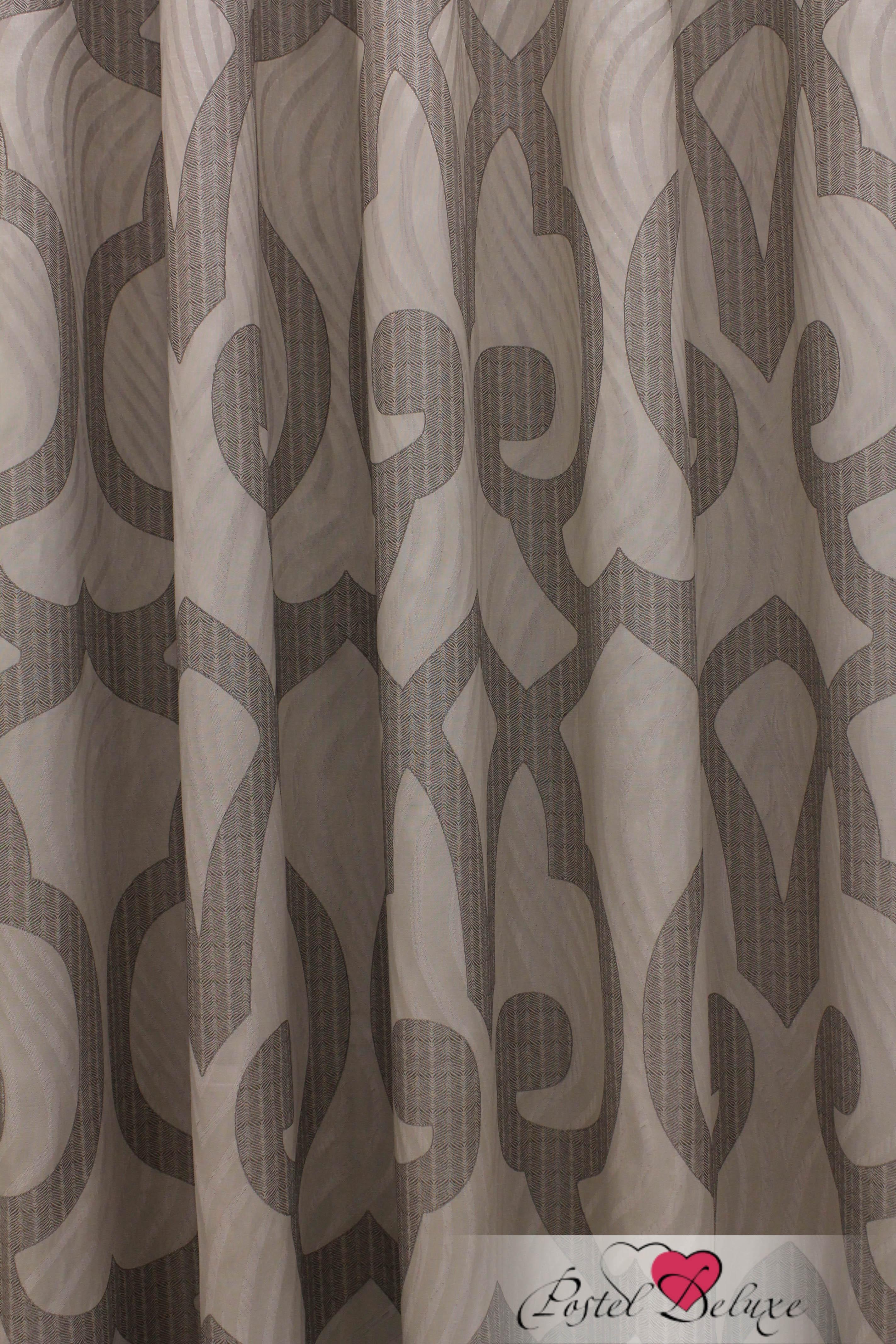 Шторы Sanpa Классические шторы Герда Цвет: Серый шторы primavera классические шторы maev цвет персиковый