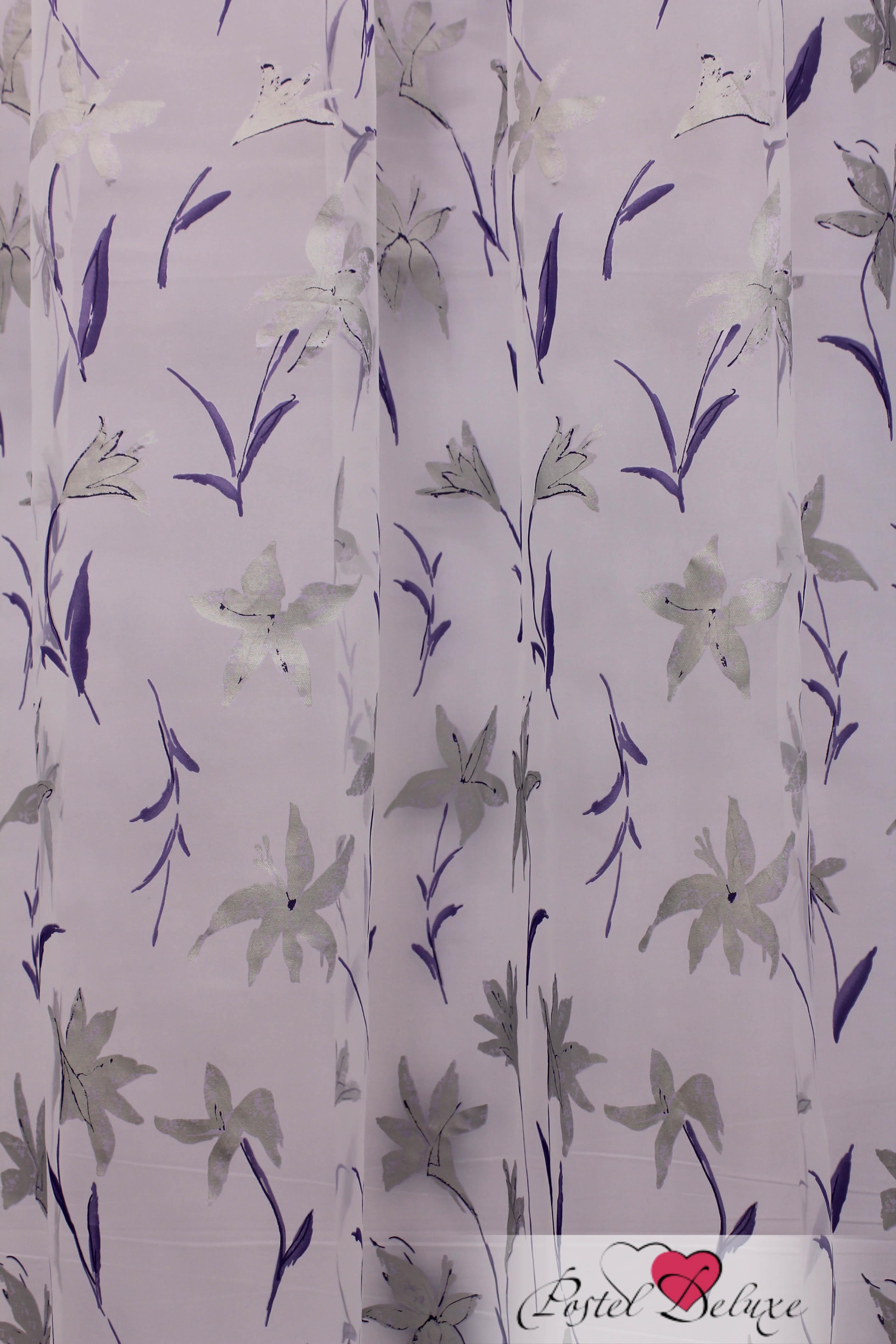 Шторы Sanpa Классические шторы Антия Цвет: Сиреневый шторы tac классические шторы winx цвет персиковый 200x265 см