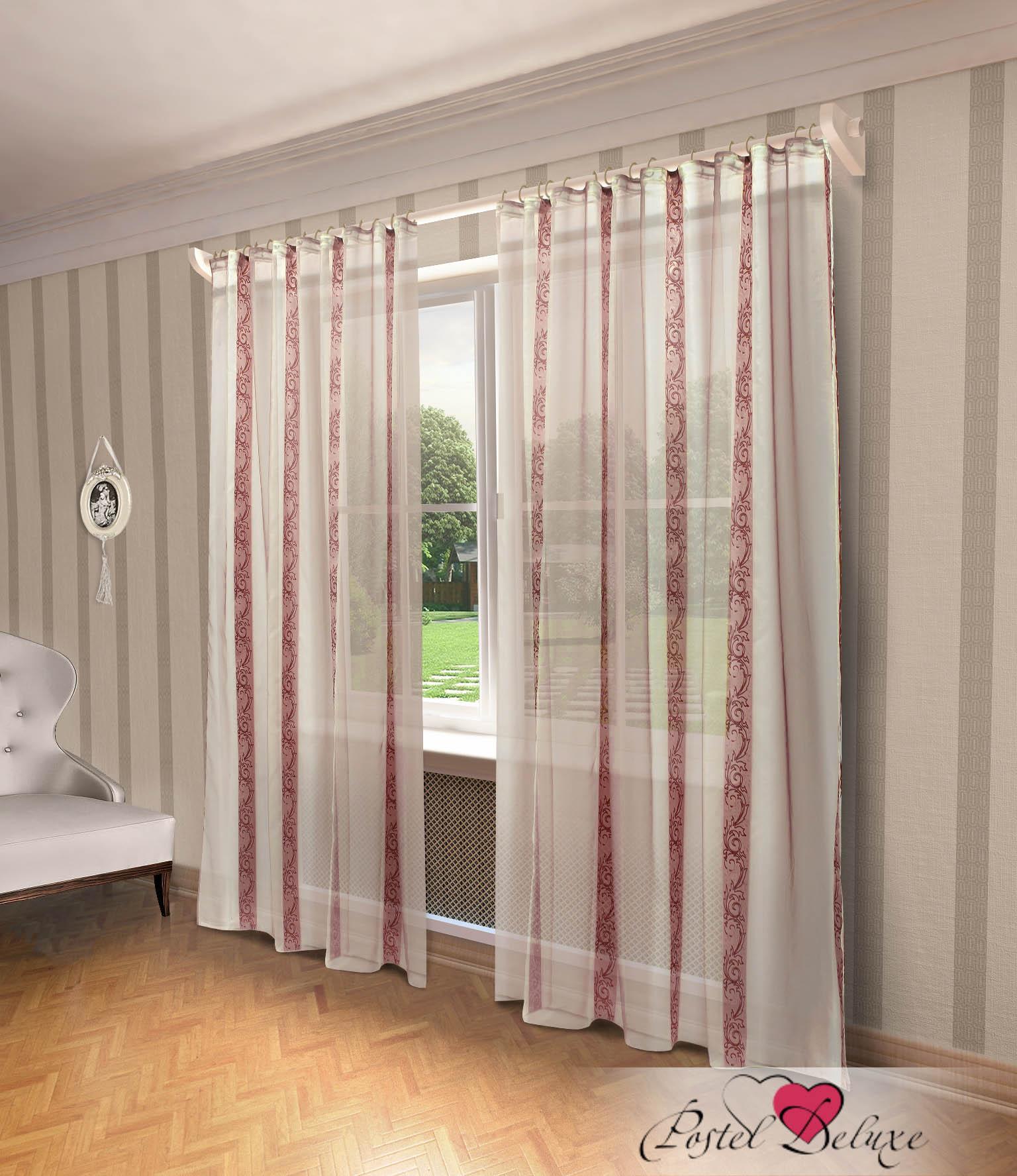 Шторы Sanpa Классические шторы Бренда Цвет: Терракотовый шторы tac классические шторы winx цвет персиковый 200x265 см