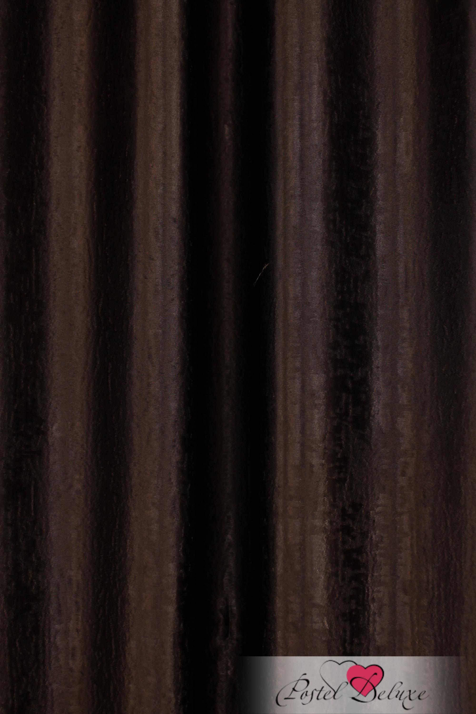 Шторы Sanpa Классические шторы Жульет Цвет: Коричневый шторы tac классические шторы winx цвет персиковый 200x265 см