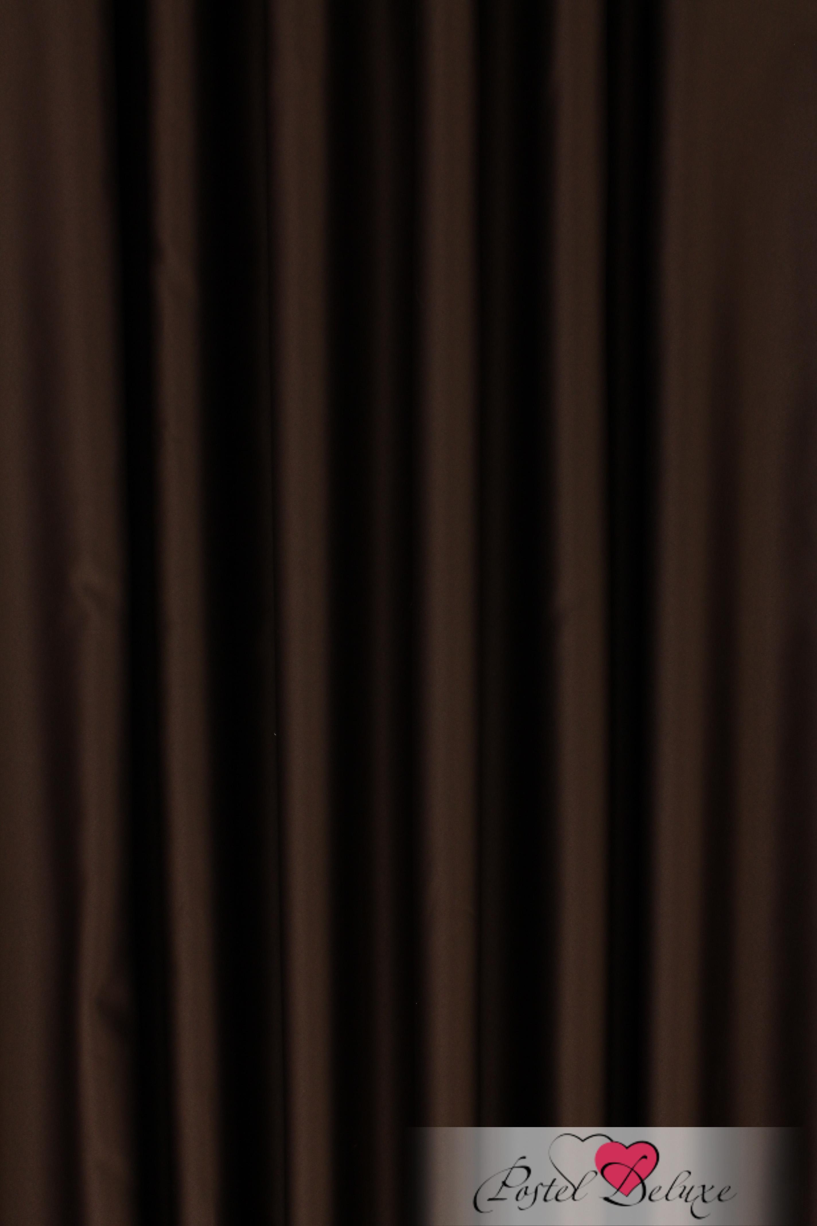 Шторы Sanpa Классические шторы Твила Цвет: Коричневый