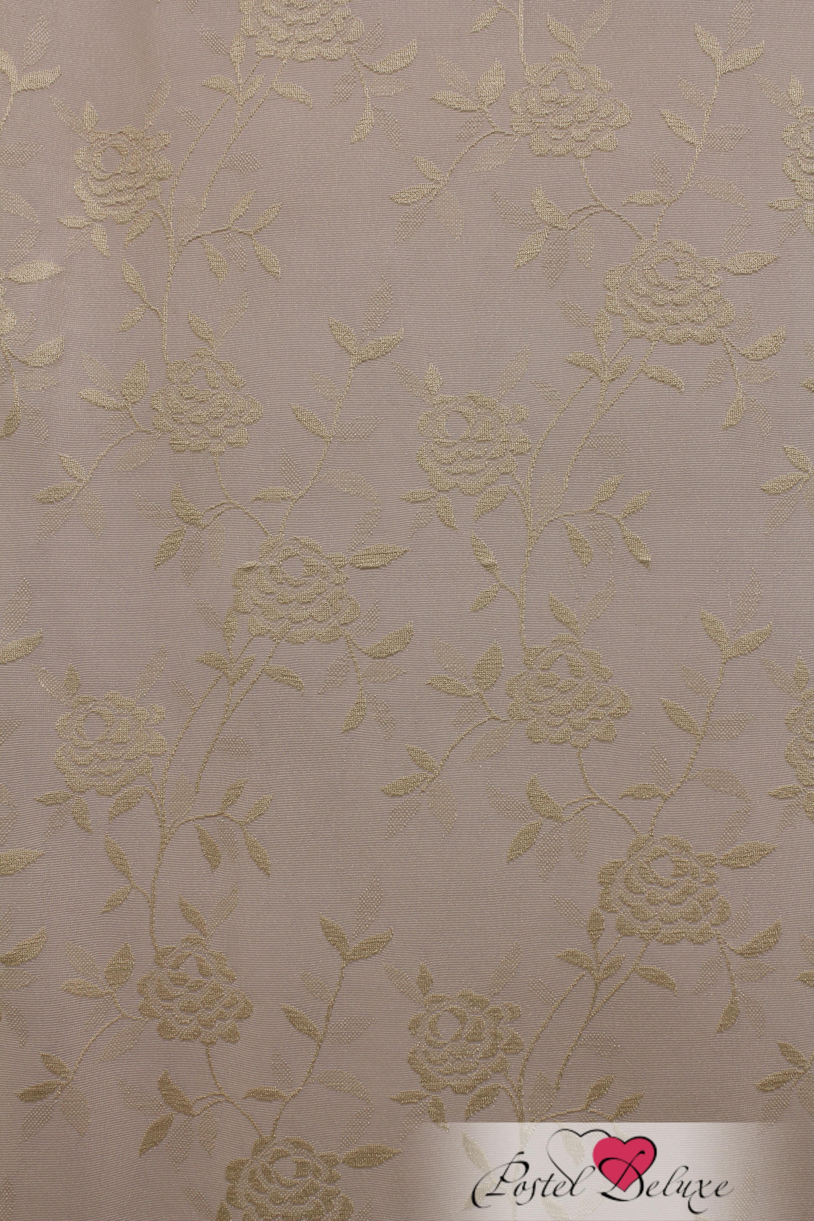 Шторы Sanpa Классические шторы Рина Цвет: Темно-Бежевый шторы tac классические шторы winx цвет персиковый 200x265 см