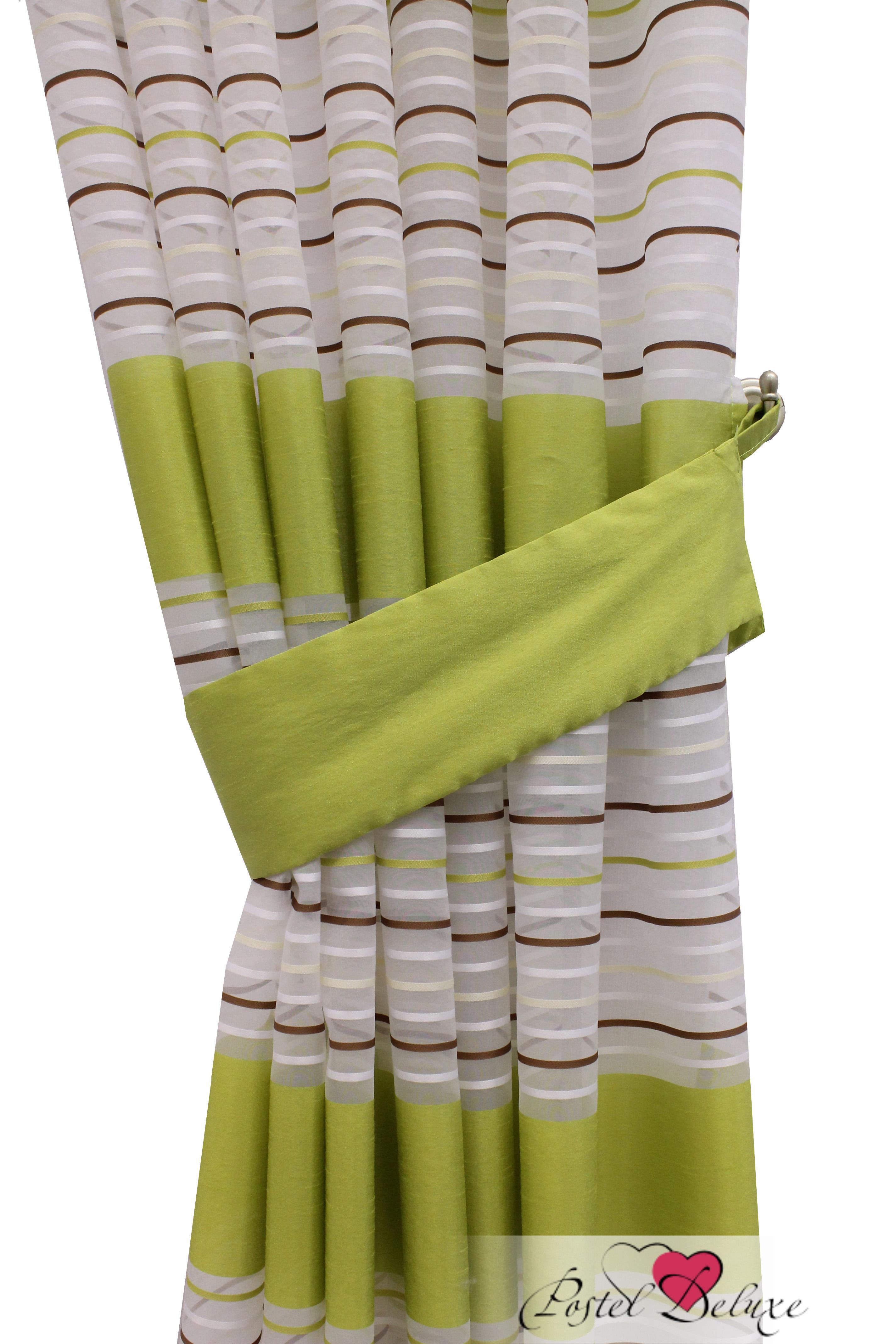 Шторы Sanpa Классические шторы Зебра Цвет: Салатовый шторы primavera классические шторы maev цвет персиковый