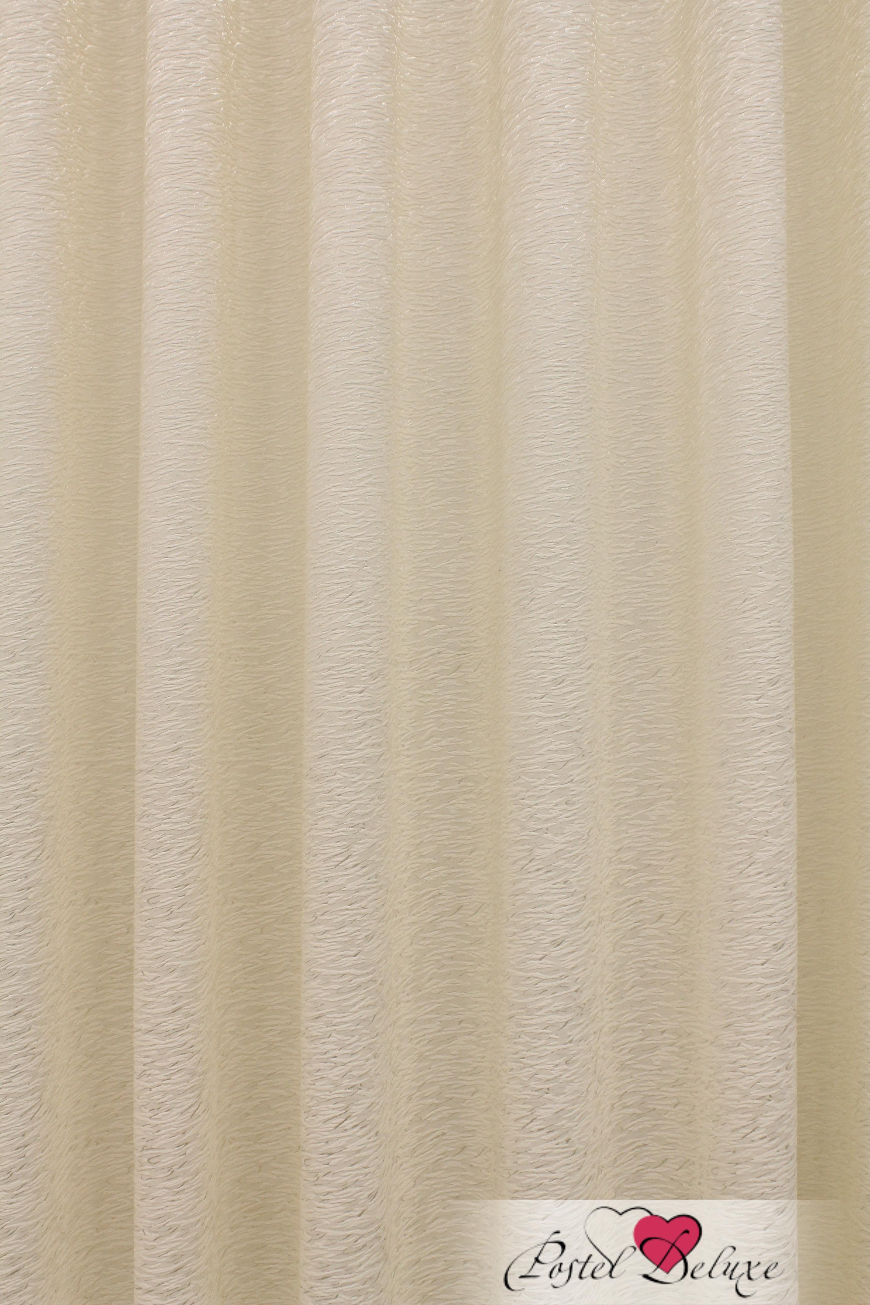 Шторы Sanpa Классические шторы Шерил Цвет: Экрю шторы tac классические шторы winx цвет персиковый 200x265 см