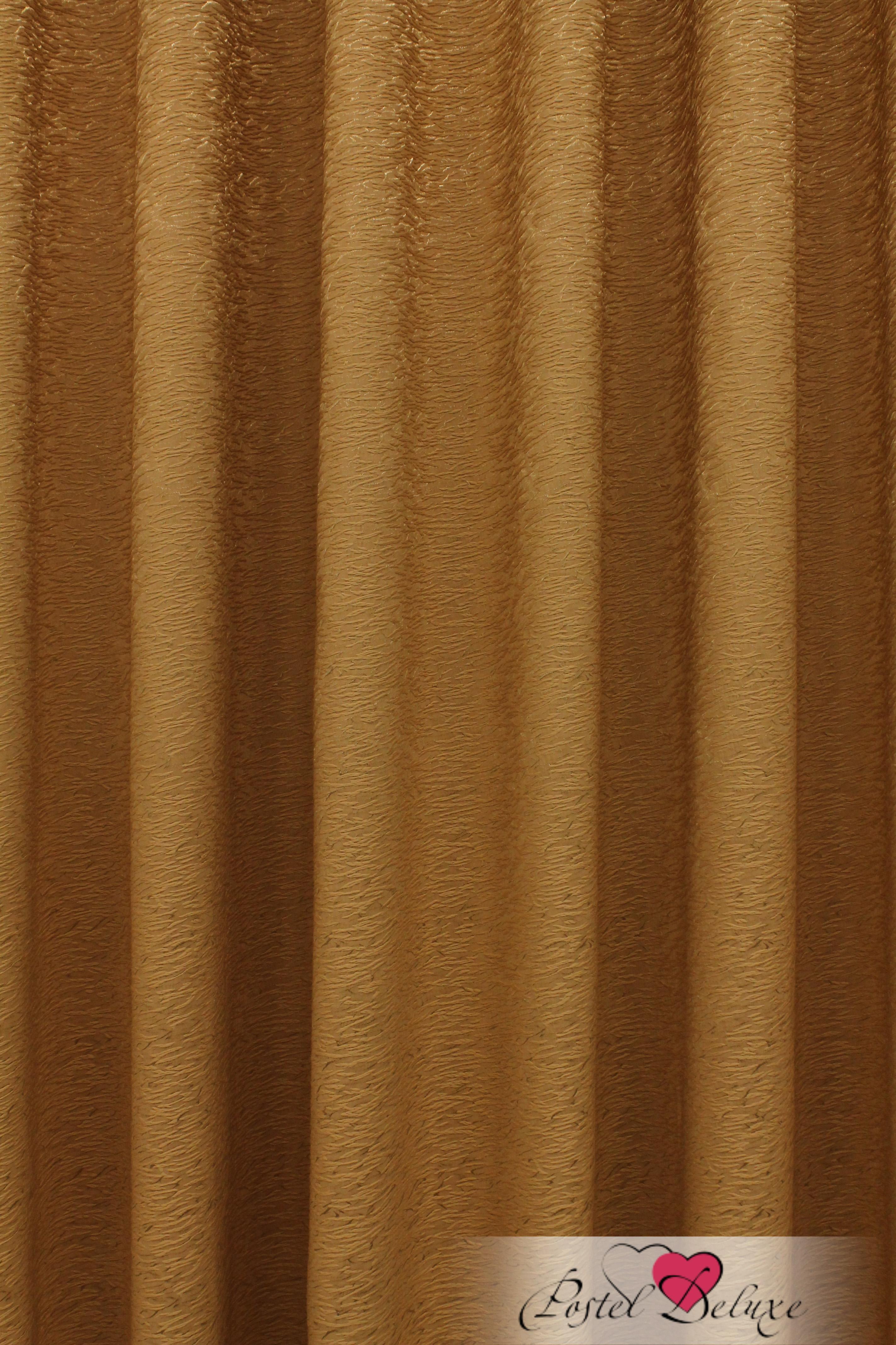Шторы Sanpa Классические шторы Шерил Цвет: Золотистый шторы tac классические шторы winx цвет персиковый 200x265 см