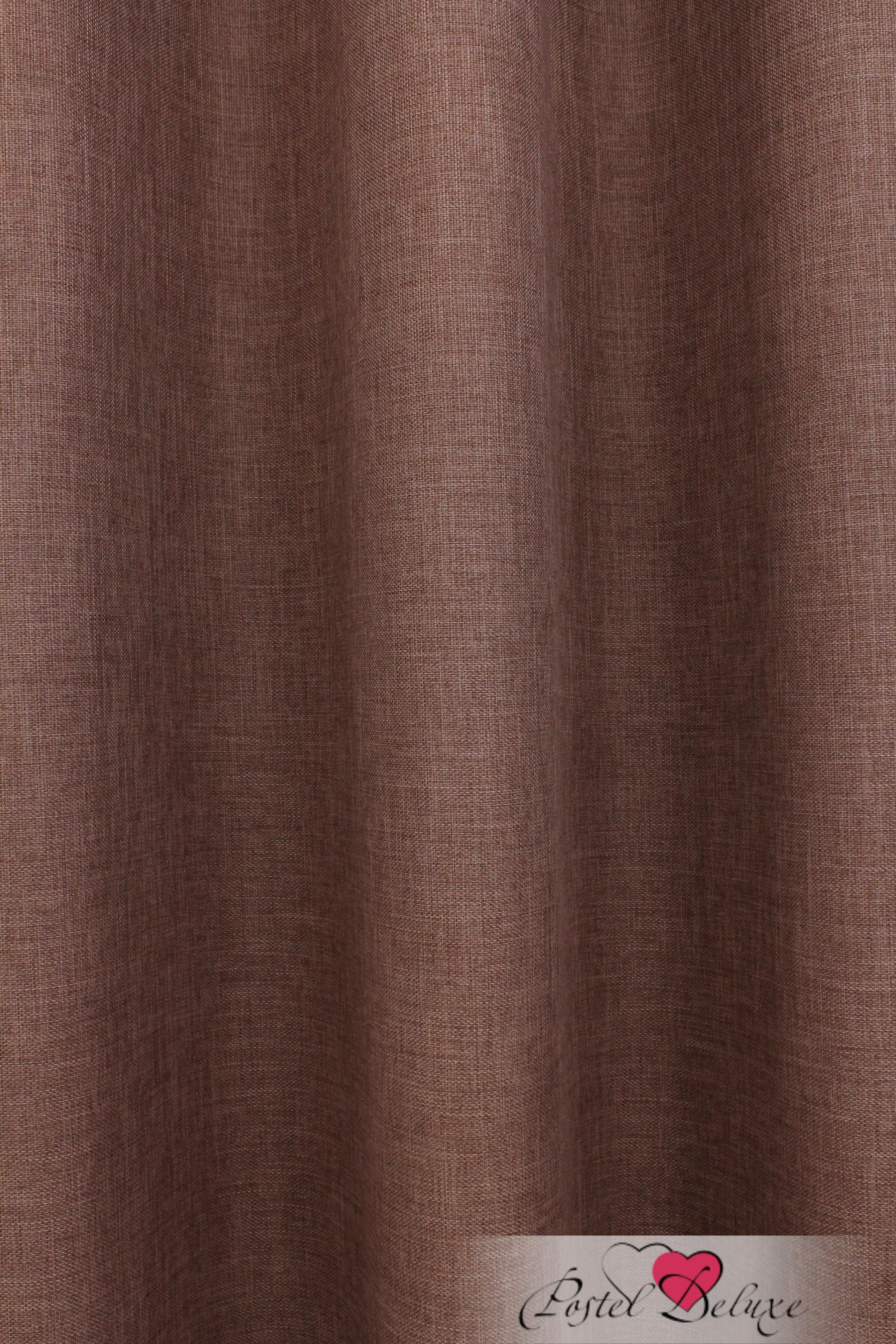 Шторы Sanpa Классические шторы Хезер Цвет: Брусничный