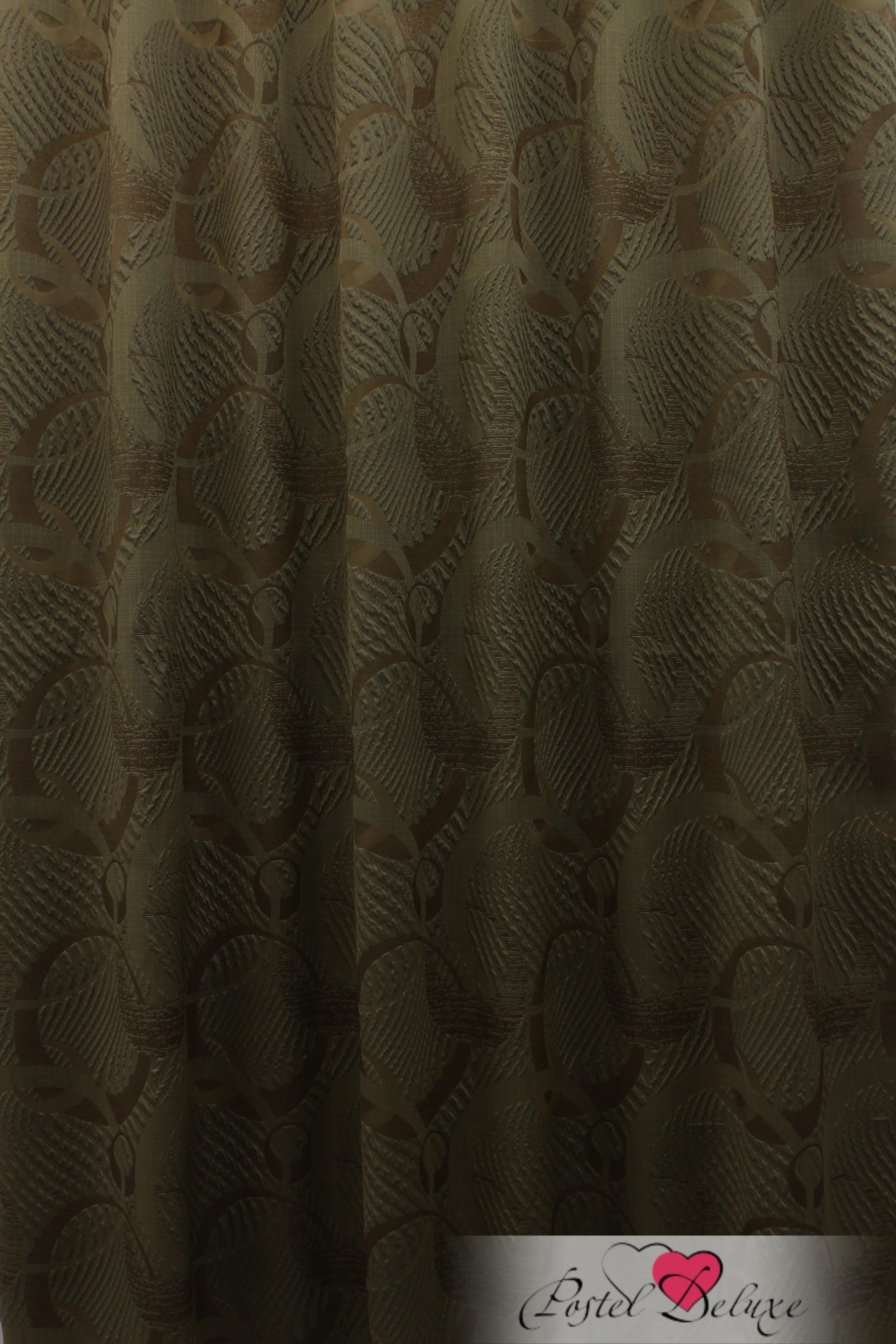 Шторы Sanpa Классические шторы Селина Цвет:Зеленый шторы tac классические шторы winx цвет персиковый 200x265 см