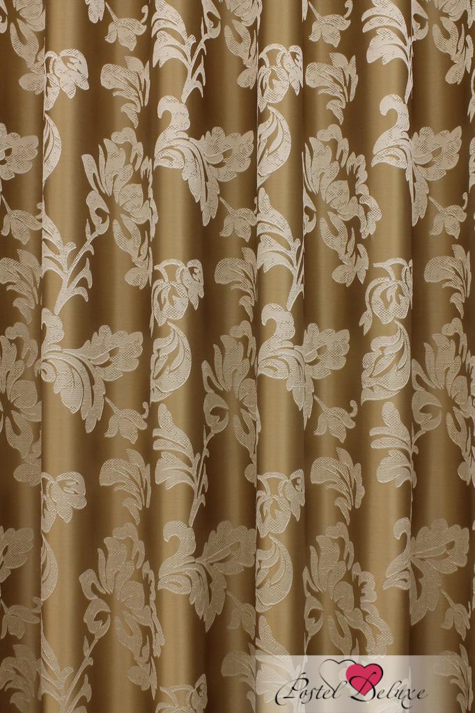 Шторы Sanpa Классические шторы Сьюзен Цвет: Золотистый шторы primavera классические шторы maev цвет персиковый