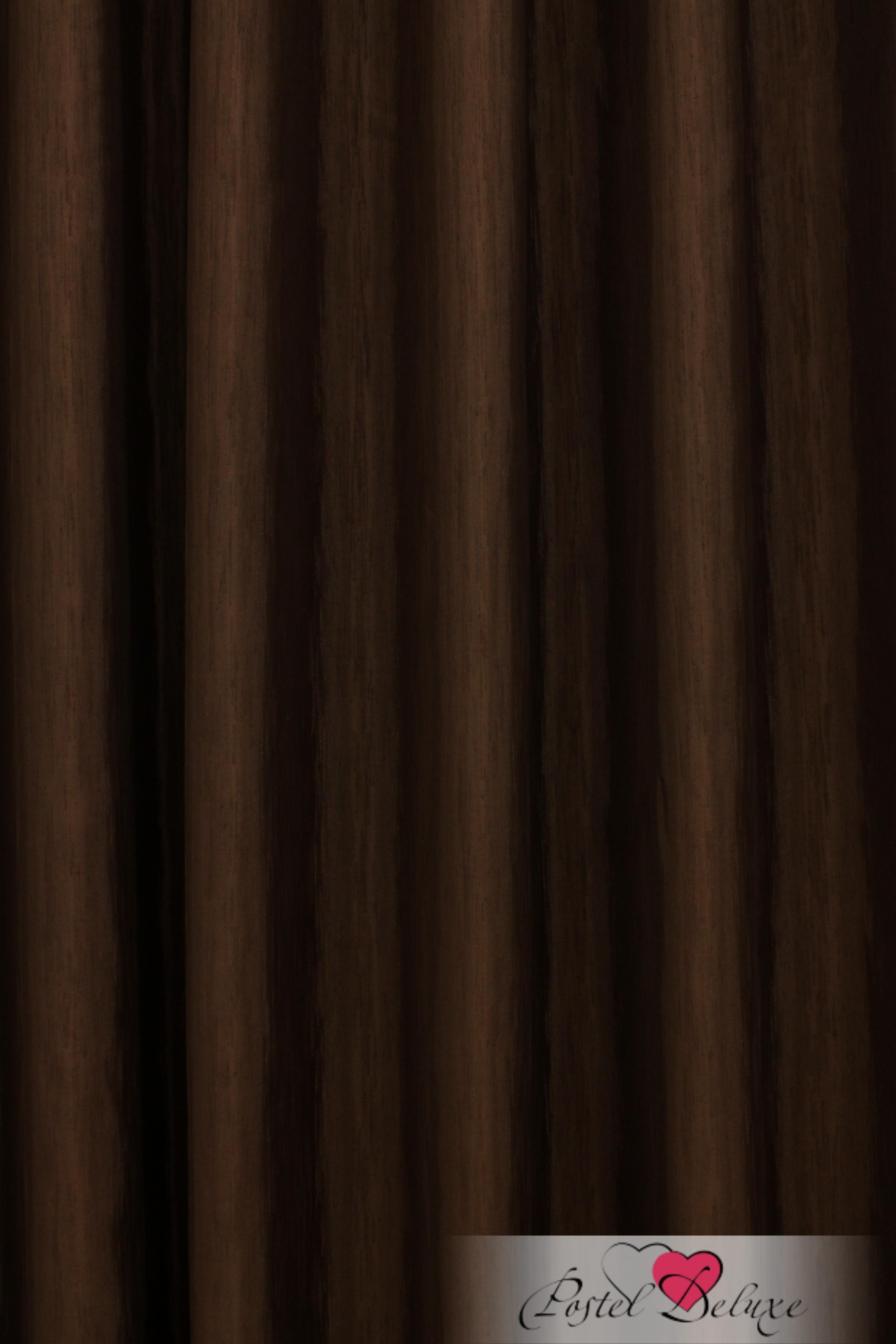 Шторы Sanpa Классические шторы Агнес Цвет: Коричневый шторы tac классические шторы winx цвет персиковый 200x265 см