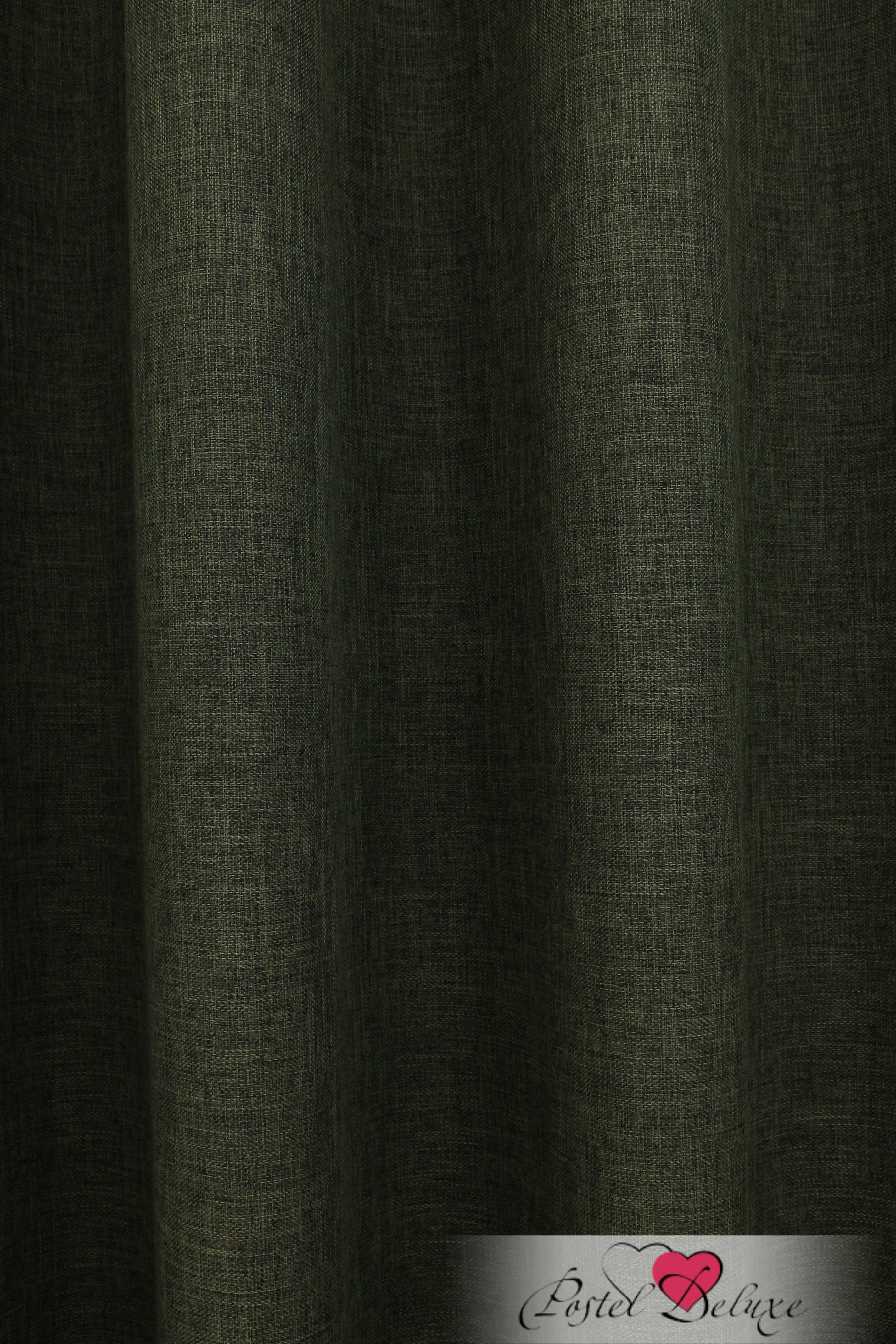 Шторы Sanpa Классические шторы Хезер Цвет: Изумрудный