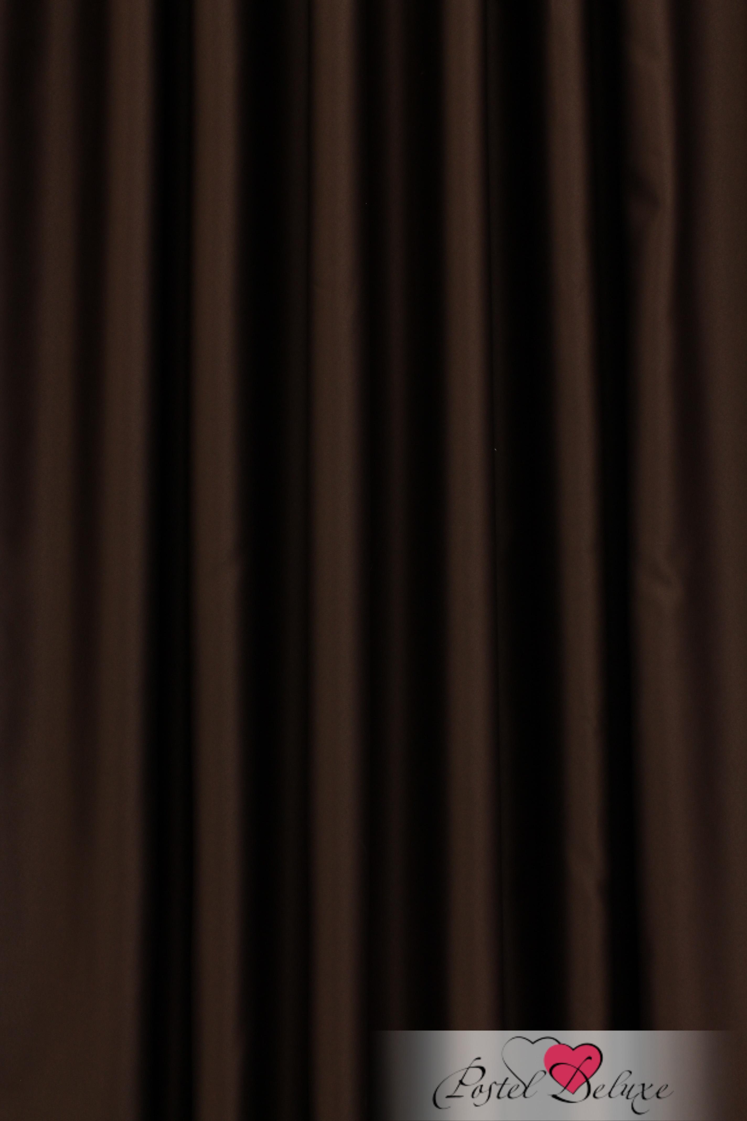 Шторы Sanpa Классические шторы Твила Цвет: Коричневый шторы tac классические шторы winx цвет персиковый 200x265 см