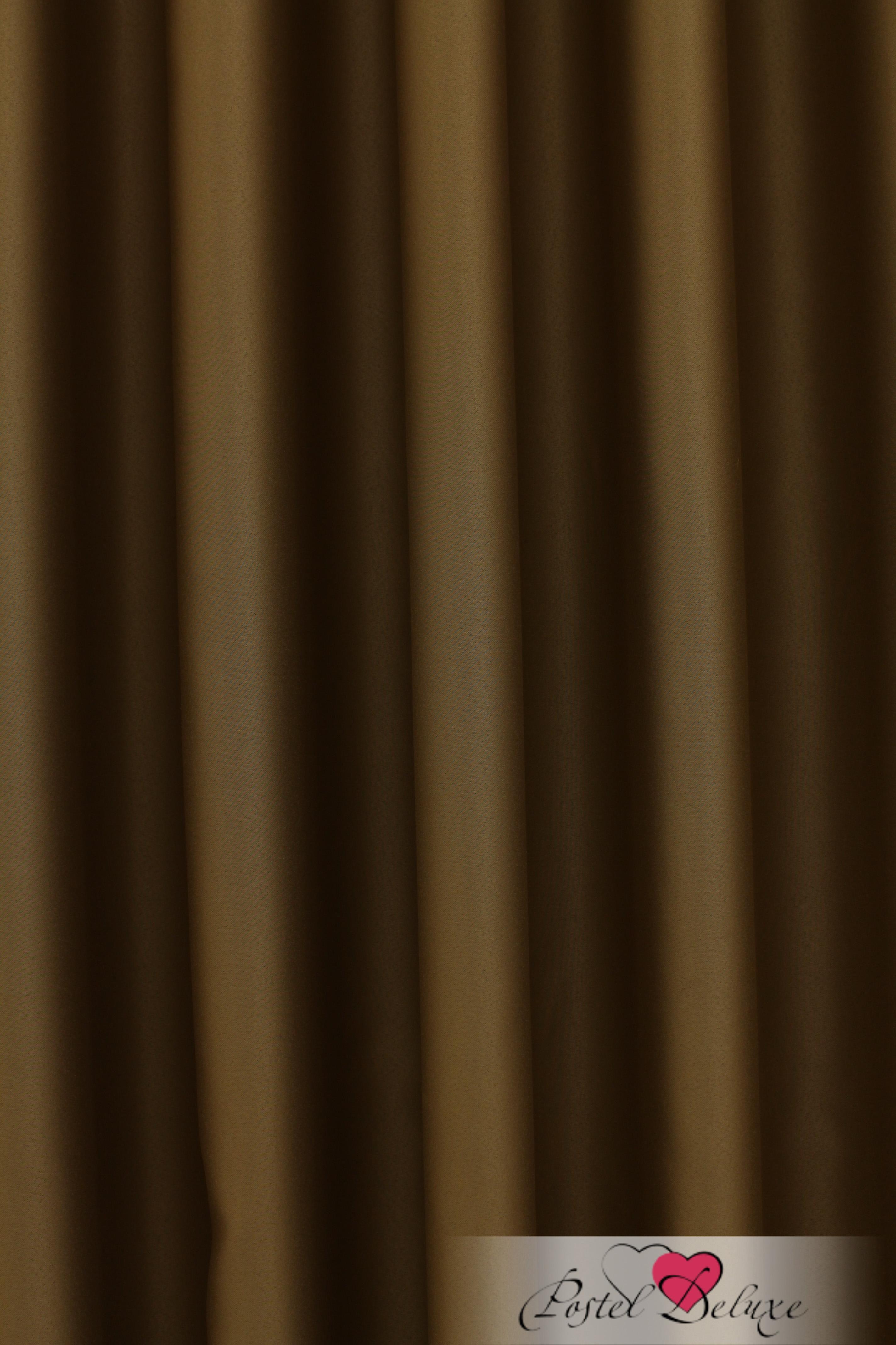 Шторы Sanpa Классические шторы Твила Цвет: Темно-Бежевый шторы tac классические шторы winx цвет персиковый 200x265 см