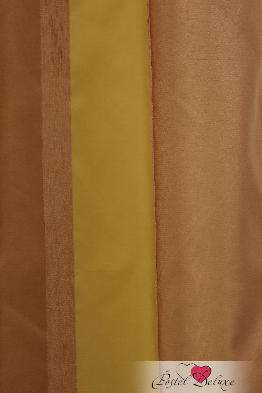 Шторы Sanpa Классические шторы Иветта Цвет: Розовый шторы tac классические шторы глянец цвет портьер розовый цвет тюля белый с бежевой полоской