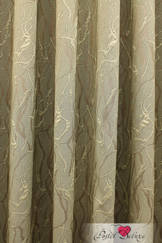 Шторы Sanpa Классические шторы Джоан Цвет: Зеленый шторы tac классические шторы winx цвет персиковый 200x265 см