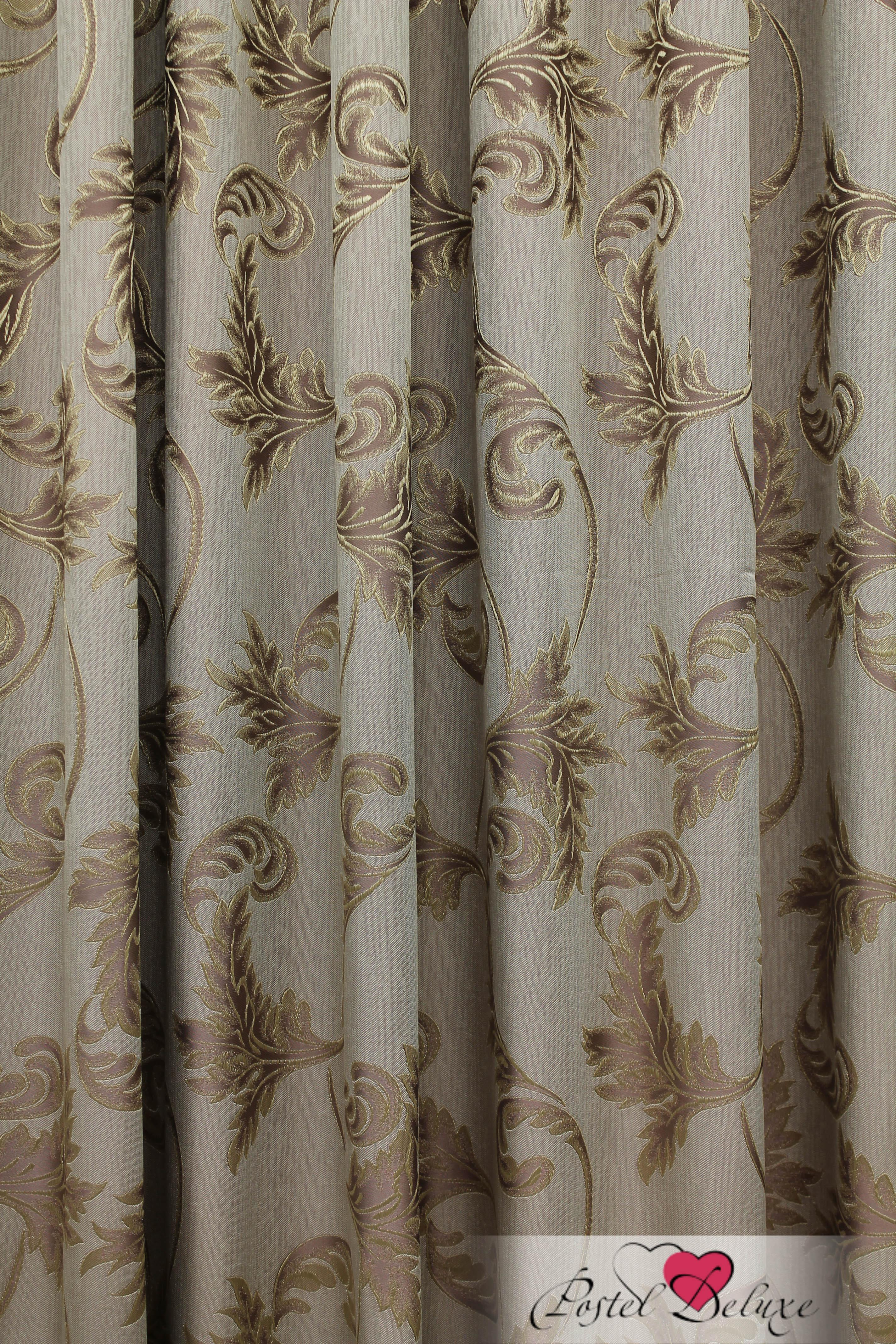 Шторы Sanpa Классические шторы Дебора Цвет: Пыльная Роза шторы tac классические шторы winx цвет персиковый 200x265 см