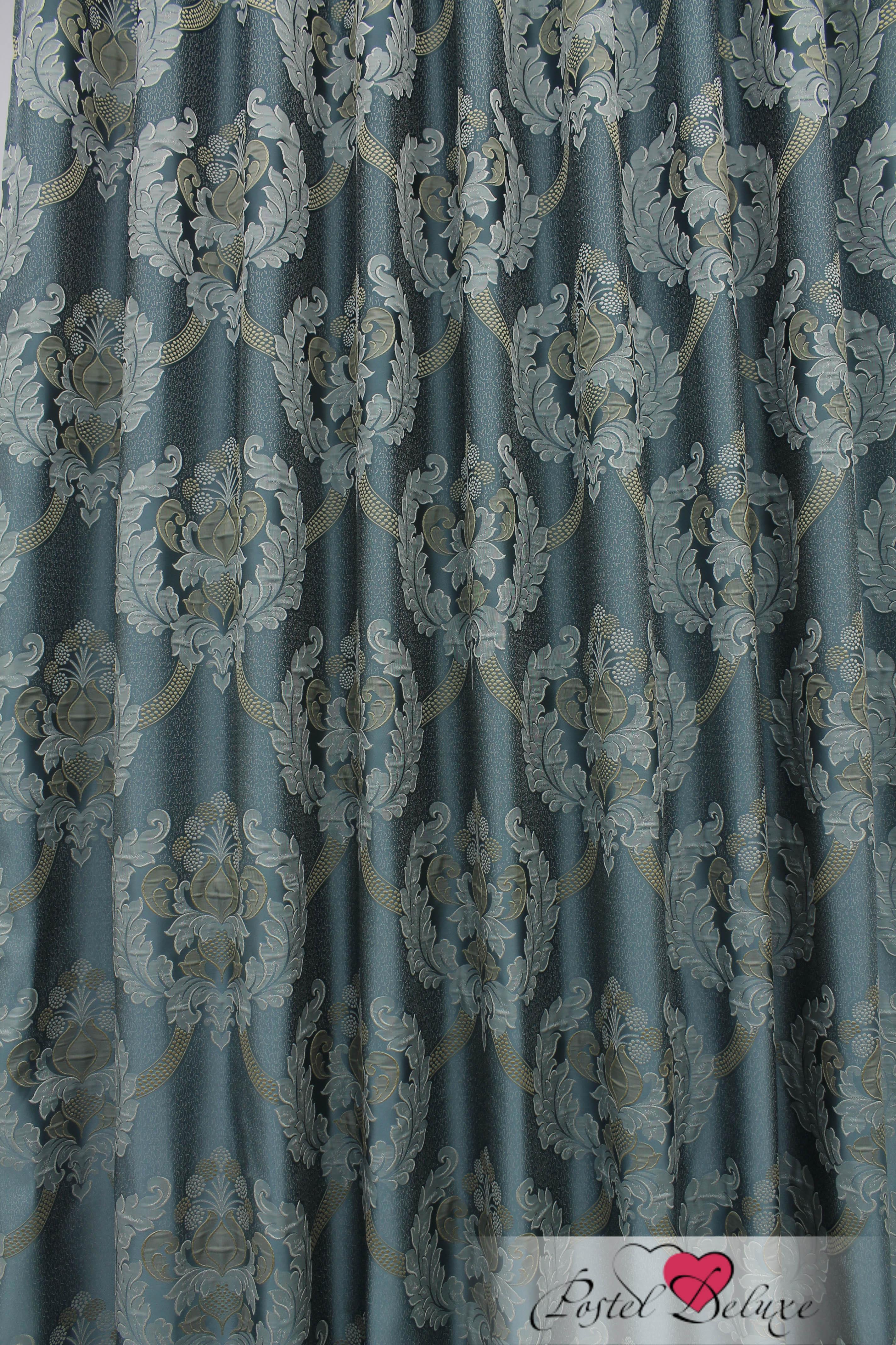 Шторы Sanpa Классические шторы Силвана Цвет: Голубой шторы tac классические шторы winx цвет персиковый 200x265 см