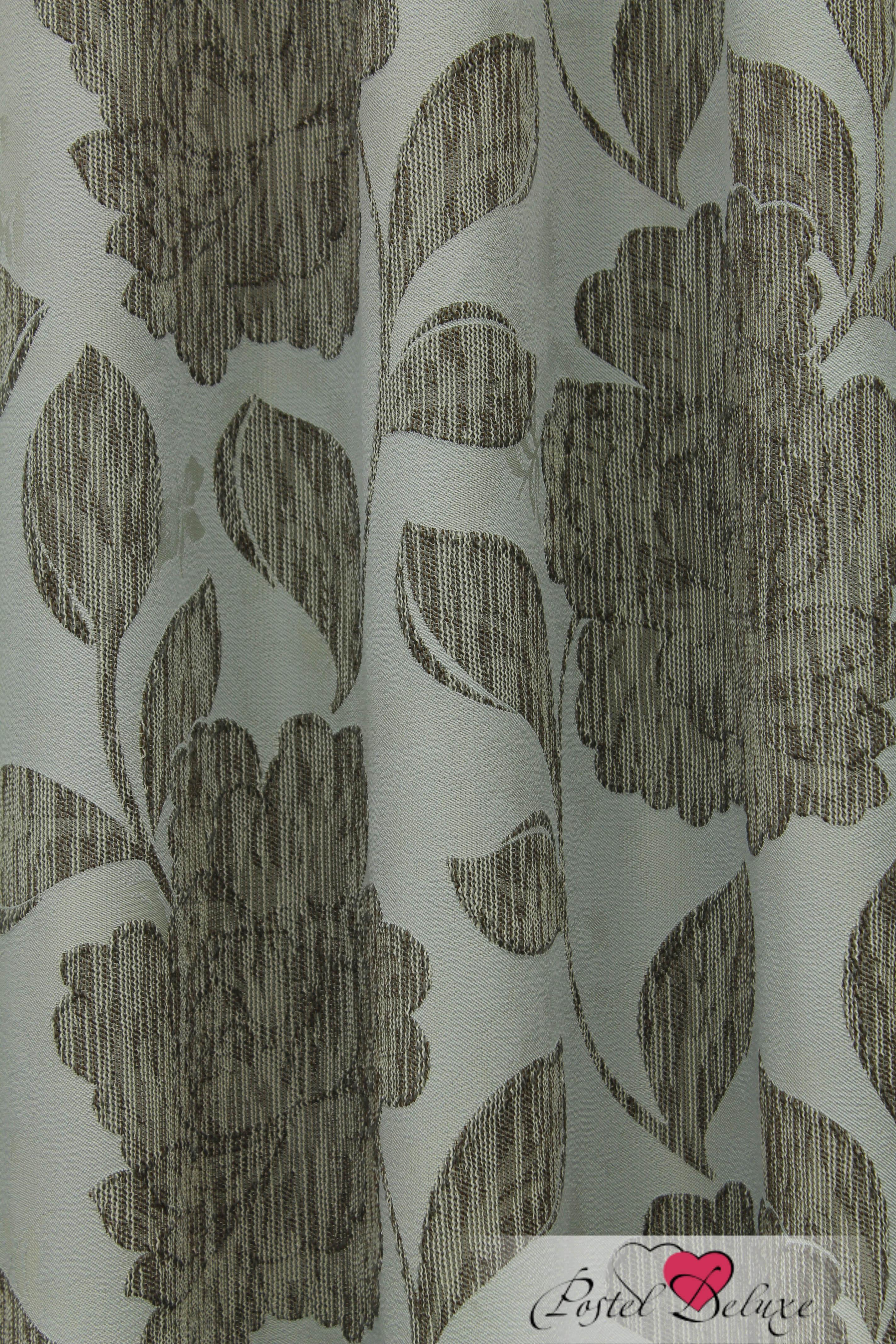 Шторы Sanpa Классические шторы Асанта Цвет: Бежево-Бирюзовый шторы tac классические шторы winx цвет персиковый 200x265 см