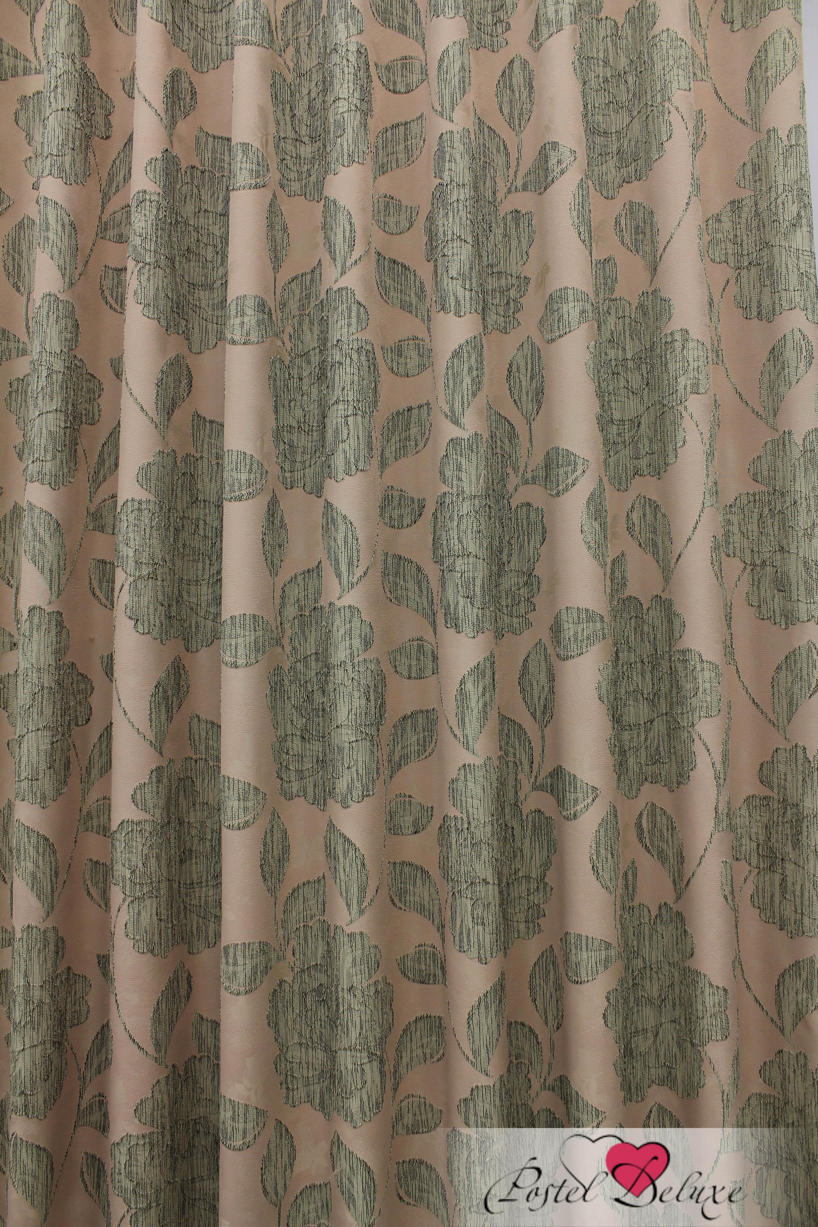 Шторы Sanpa Классические шторы Асанта Цвет: Бежево-Розовый шторы tac классические шторы winx цвет персиковый 200x265 см