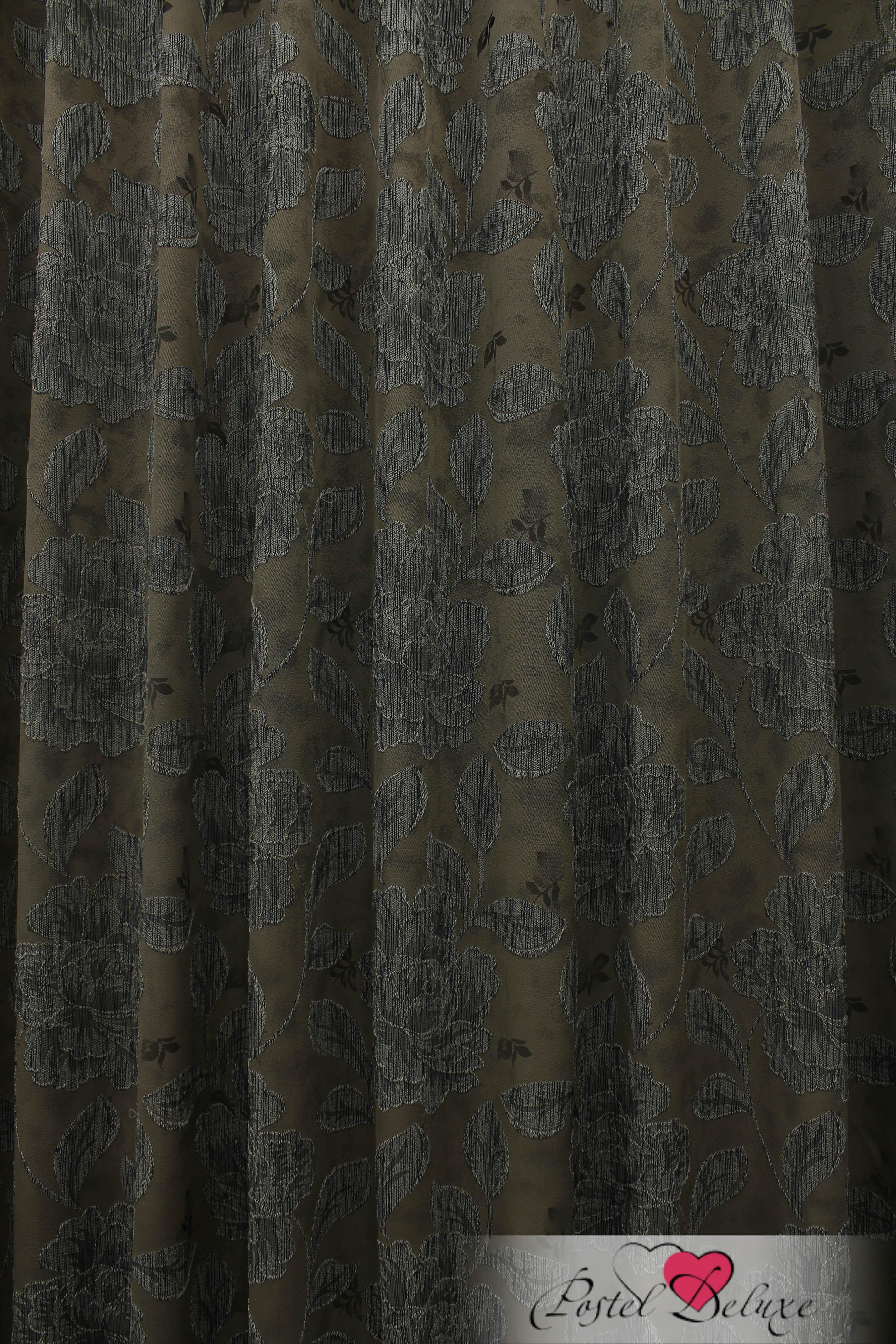 Шторы Sanpa Классические шторы Асанта Цвет: Серо-Коричневый шторы tac классические шторы winx цвет персиковый 200x265 см