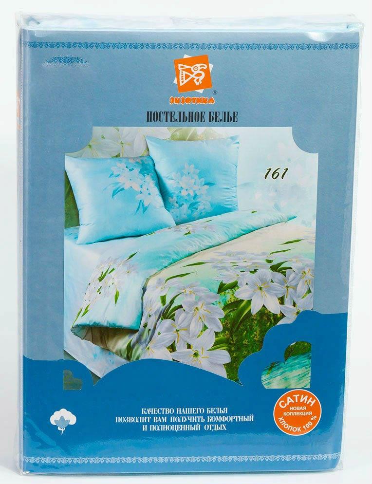где купить Постельное белье Экзотика Постельное белье Leilani  (1,5 спал.) по лучшей цене