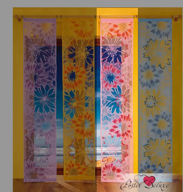 Шторы Wisan Японские шторы Панно Цвет: Розовый