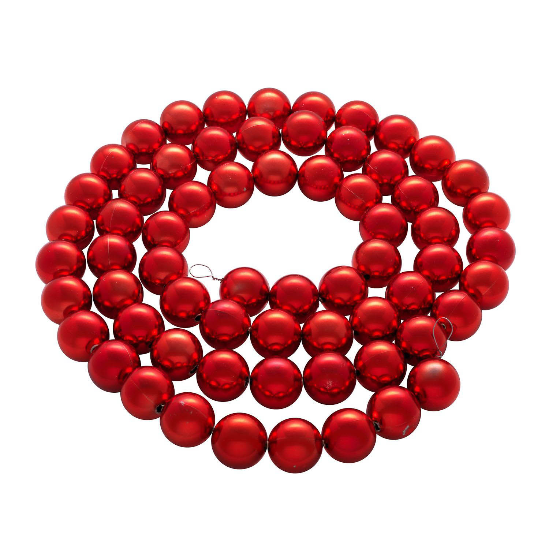 {}  Бусы Lis Цвет: Красный (250 см) бусы авантюрин зеленый 45 см