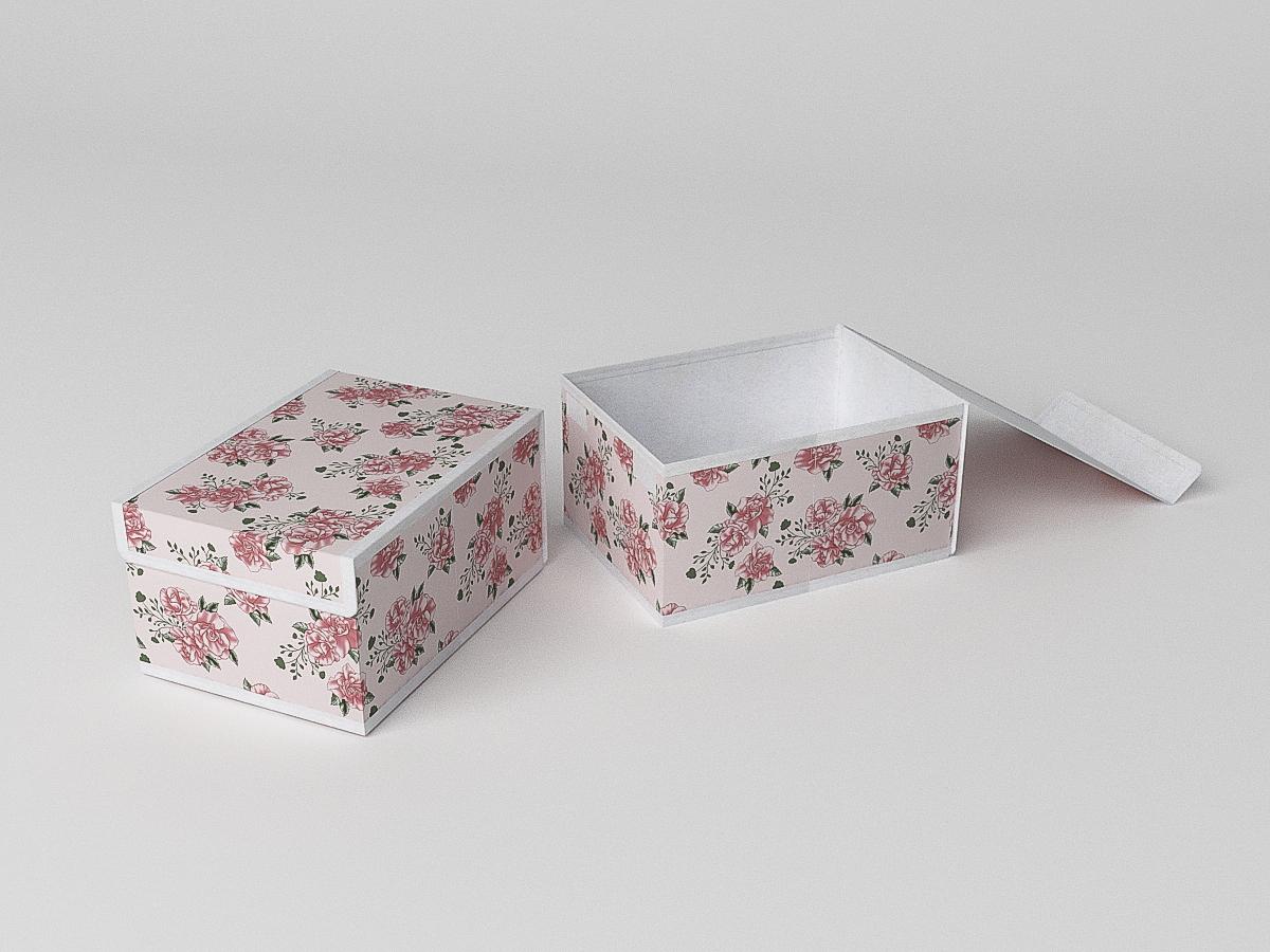 {} CoFreT Кофр для хранения Шебби Нью (14х20х27 см) чехлы для одежды cofret чехол для шапок шебби нью 116