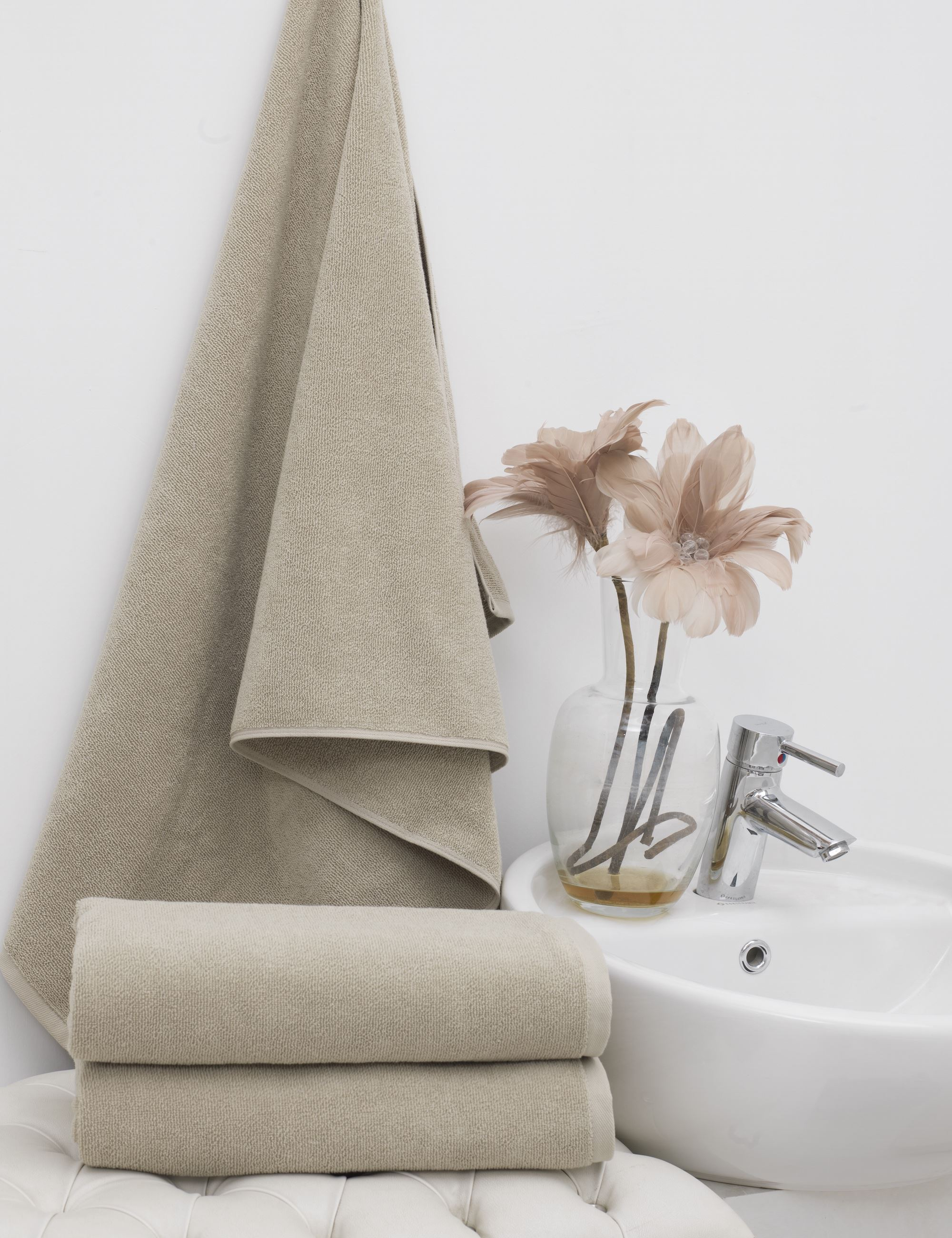 Полотенца Philippus Полотенце Vizyon Цвет: Бежевый (70х140 см - 6 шт) полотенца philippus полотенце vizyon цвет шоколадный 50х90 см 12 шт