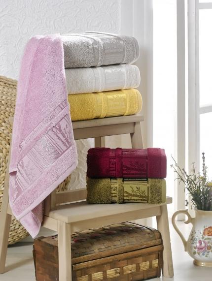Полотенца Philippus Полотенце Towel (50х90 см - 6 шт) полотенца philippus полотенце vizyon цвет шоколадный 50х90 см 12 шт