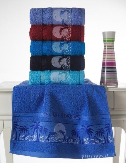 Полотенца Philippus Полотенце Dolphins (50х90 см - 6 шт) полотенца philippus полотенце livino 50х90 см 12 шт