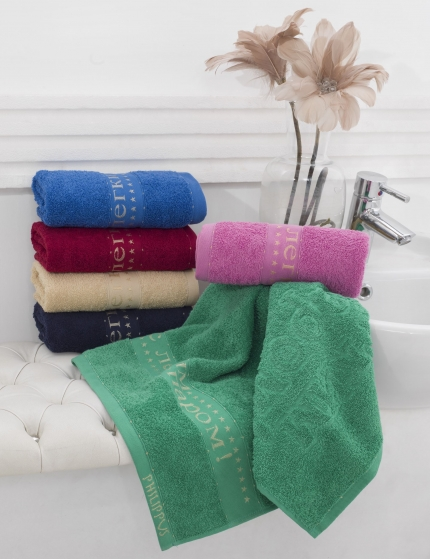 Полотенца Philippus Полотенце Sihhatler (50х90 см - 6 шт) полотенца philippus полотенце livino 50х90 см 12 шт