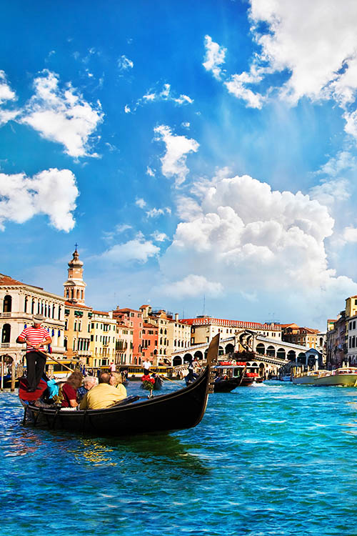 Шторы и карнизы для ванной StickButik Шторы для ванной Венецианский Канал castorland венецианский канал в италии