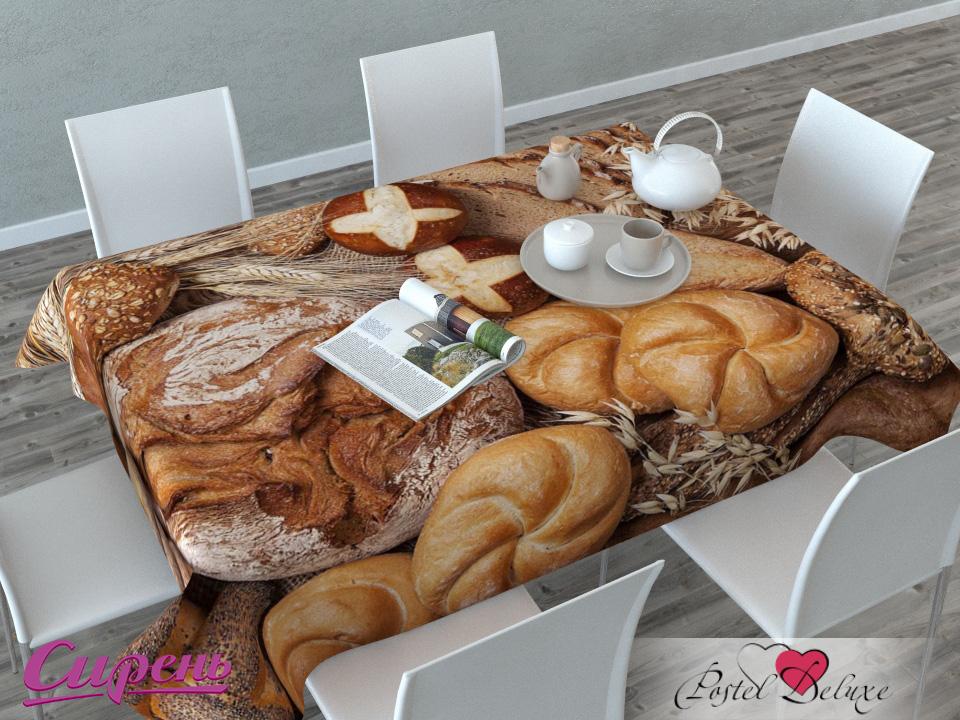 Скатерти и салфетки Сирень Скатерть Ароматный Хлеб (120х145 см) картины сирень картина ароматный букет