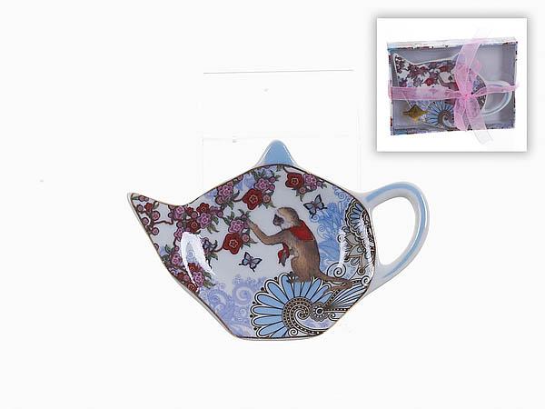 {} Polystar Подставка под чайный пакетик Японские Мотивы (7х11 см) подставка под ч п 11 7 1 5 см цветочный каприз
