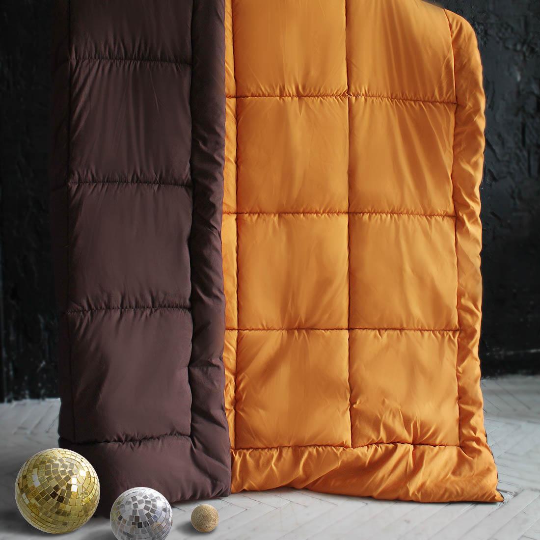 Одеяла Sleep iX Одеяло MiltiColorЦвет: Оранжевый/Темно-Коричневый (140х205 см) siemens lc 91 ba 582 ix