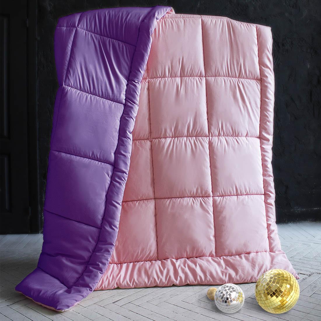 Одеяла Sleep iX Одеяло MiltiColorЦвет: Розовый/Темно-Фиолетовый (175х205 см) siemens lc 91 ba 582 ix