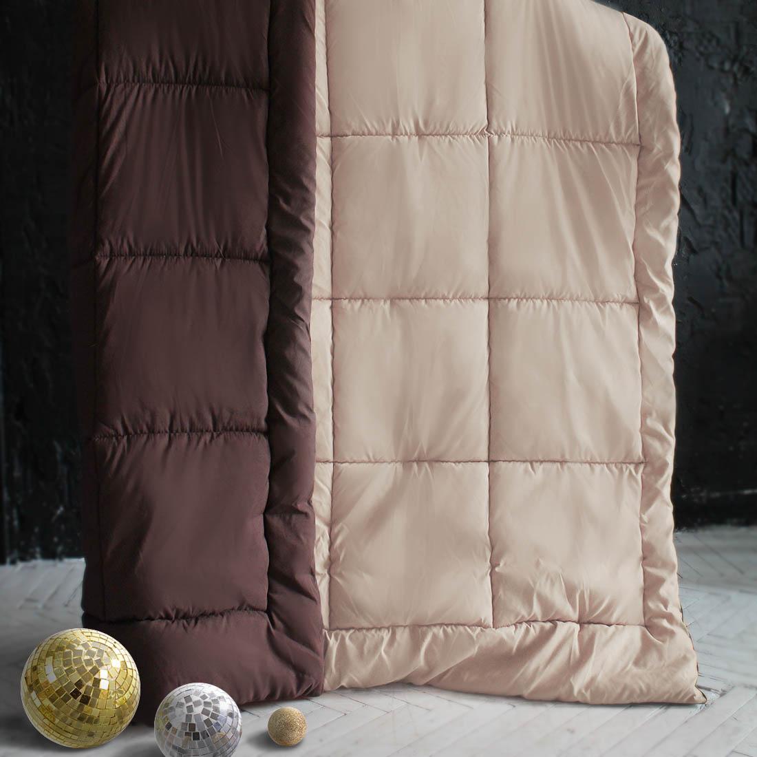 Одеяла Sleep iX Одеяло MiltiColorЦвет: Бежевый/Темно-Коричневый (140х205 см) siemens lc 91 ba 582 ix