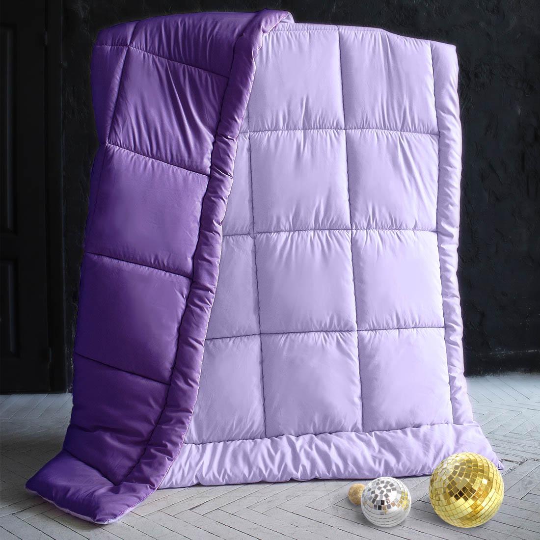 Одеяла Sleep iX Одеяло MiltiColorЦвет: Темно-Фиолетовый/Фиолетовый (140х205 см) siemens lc 91 ba 582 ix
