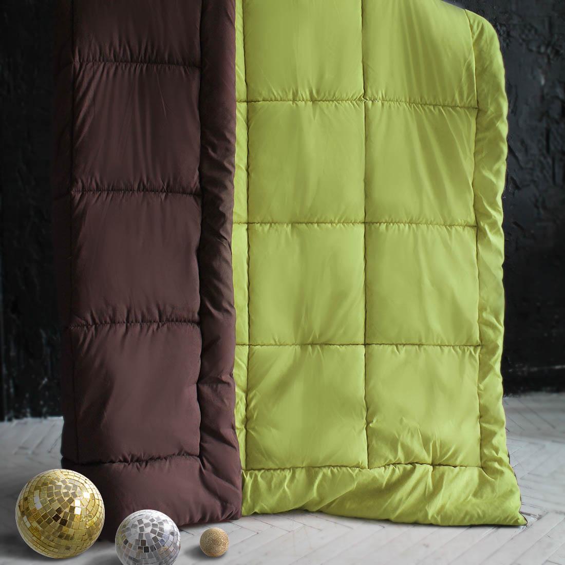 Одеяла Sleep iX Одеяло MiltiColorЦвет: Салатовый/Темно-Коричневый (175х205 см) siemens lc 91 ba 582 ix