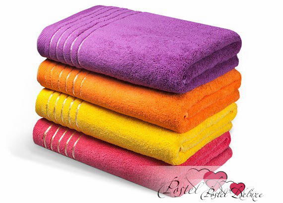 Полотенца Soavita Полотенце Olivia Цвет: Оранжевый (50х90 см) полотенца soavita полотенце селсо цвет розовый 50х90 см