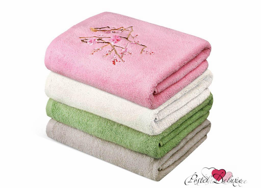Полотенца Soavita Полотенце Spring Цвет: Зеленый (50х90 см) полотенца soavita полотенце nancy цвет белый 50х90 см