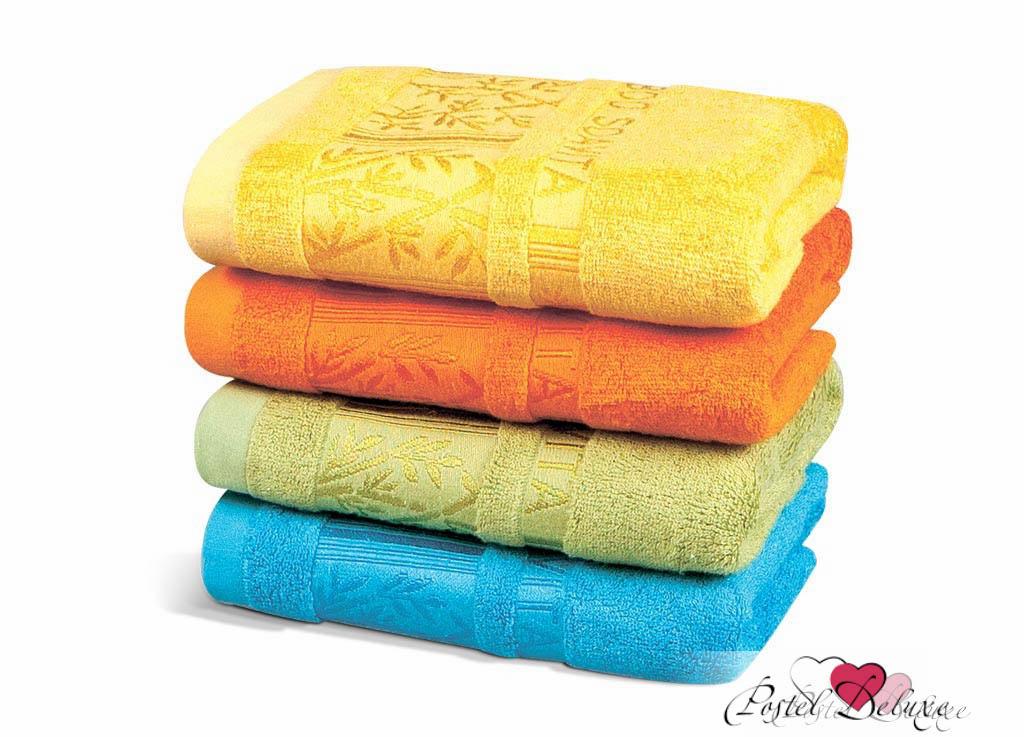 Полотенца Soavita Полотенце Sofia Цвет: Желтый (50х90 см) полотенца soavita полотенце селсо цвет розовый 50х90 см
