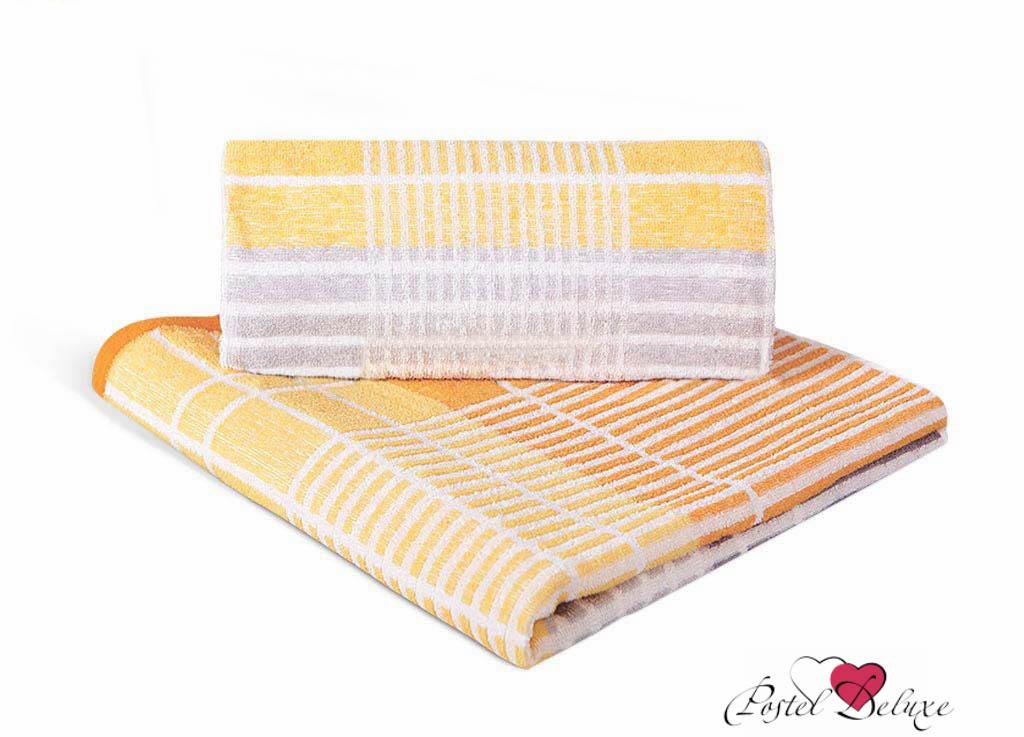 Полотенца Soavita Полотенце Твист Цвет: Оранжевый (50х90 см) полотенца soavita полотенце селсо цвет розовый 50х90 см